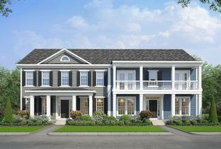 The Lancaster - Daleville Town Center: Daleville, Virginia - Stateson Homes