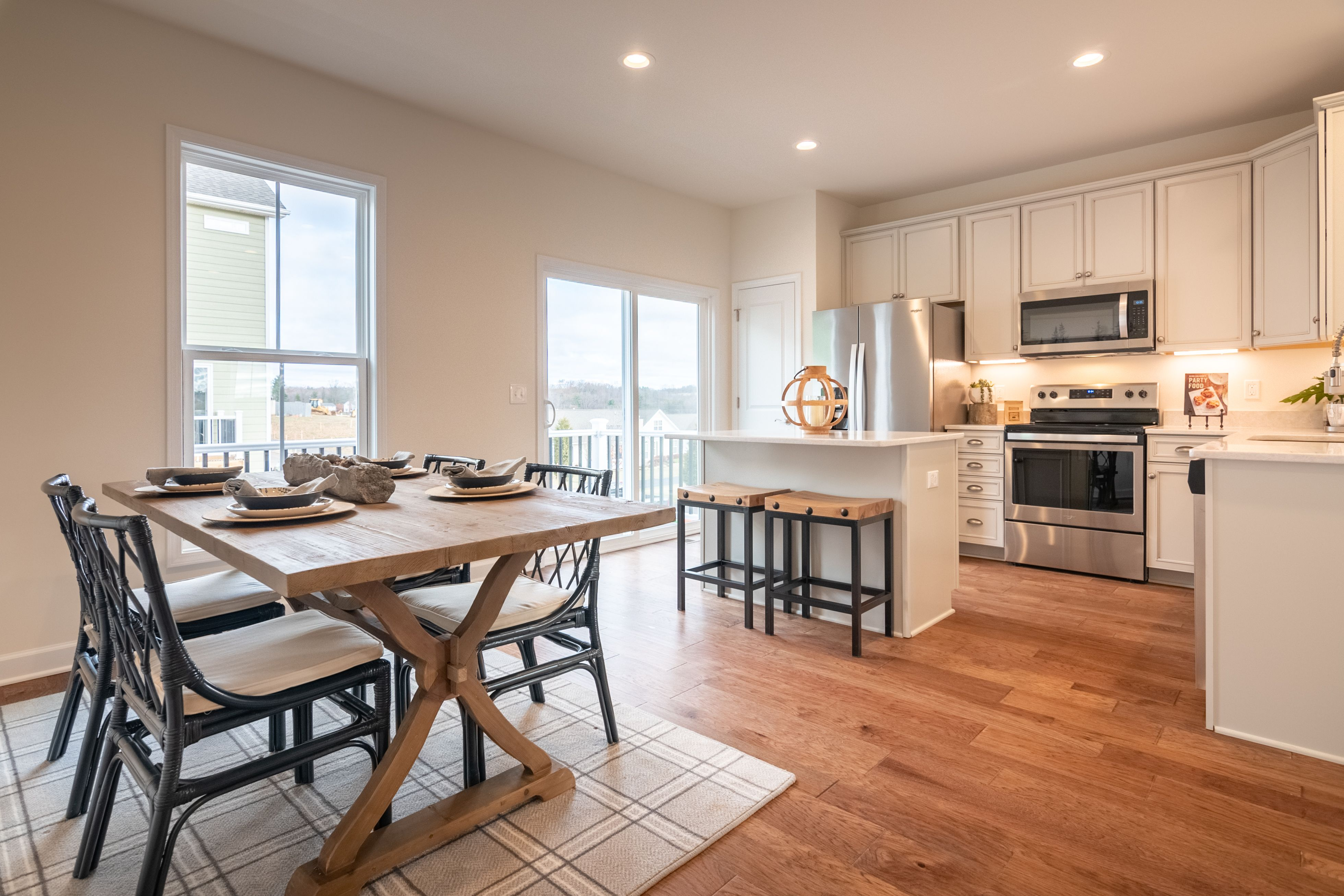 Kitchen featured in The Waverly By Stateson Homes in Roanoke, VA