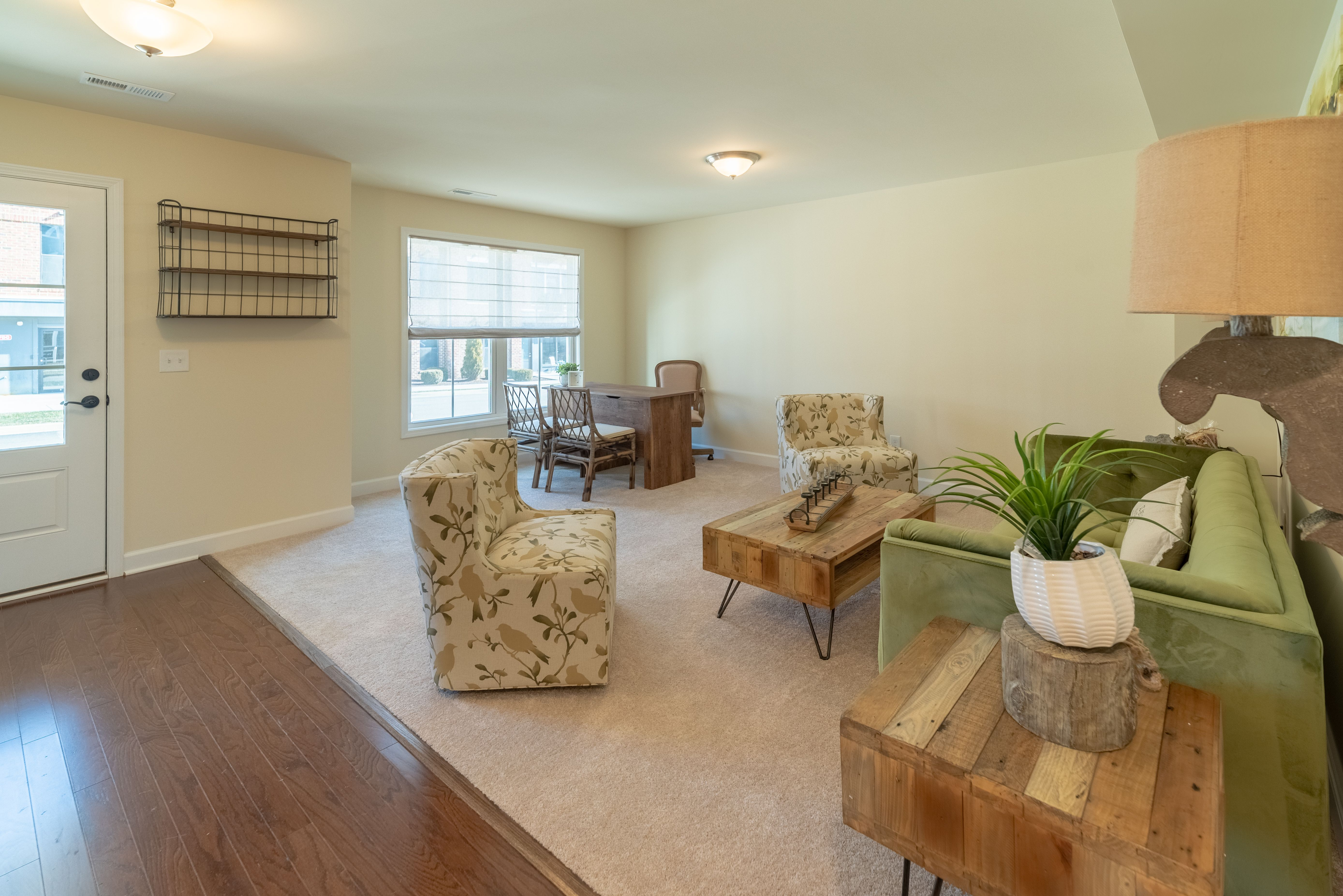 Living Area featured in The Windsor By Stateson Homes in Roanoke, VA