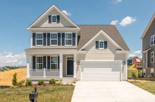 The Madison - Mountain Brook Estates: Roanoke, Virginia - Stateson Homes
