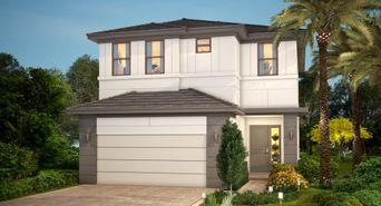 Whispering Oaks In Dania Fl New Homes By Stellar Homes