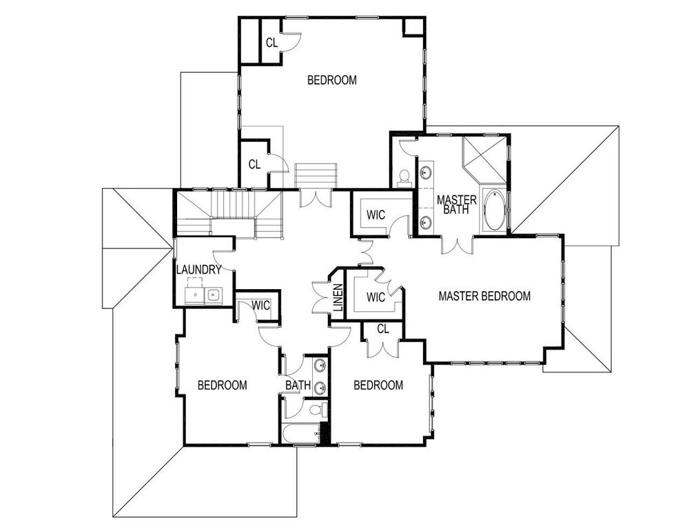Parade Of Homes The Smithfield House Home Plan by Stephen