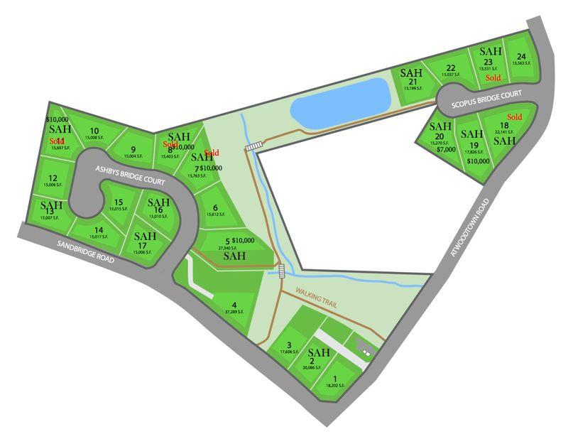 Lot  Map