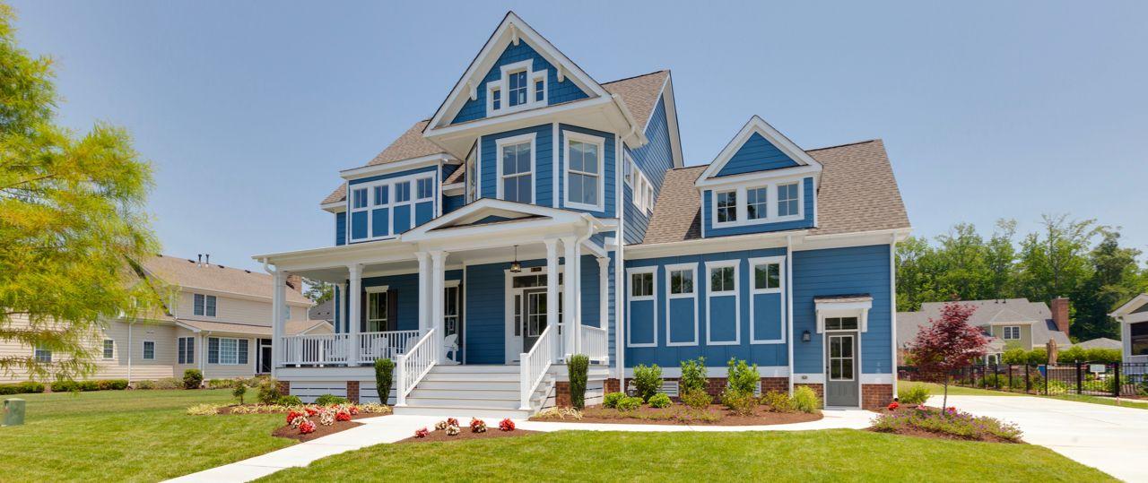 Ashville park in virginia beach va by stephen alexander homes for Builders in va