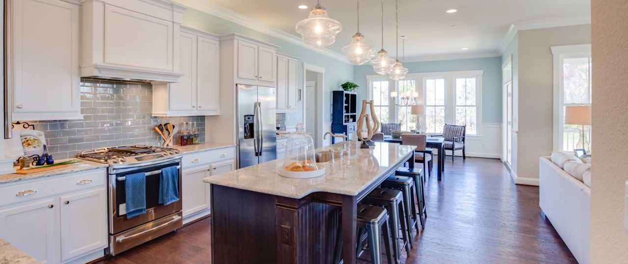 Kitchen featured in The Waverly By Stephen Alexander Homes in Outer Banks, NC