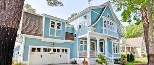The Caramel Cottage - Summer Park: Chesapeake, Virginia - Stephen Alexander Homes