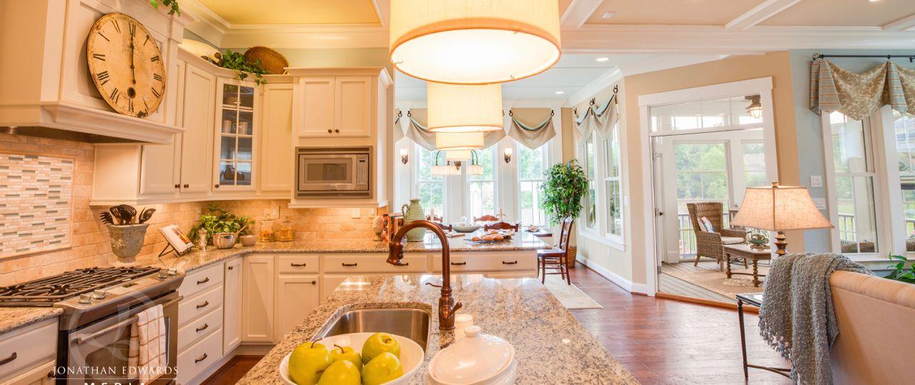 Kitchen featured in The Caramel Cottage By Stephen Alexander Homes in Norfolk-Newport News, VA