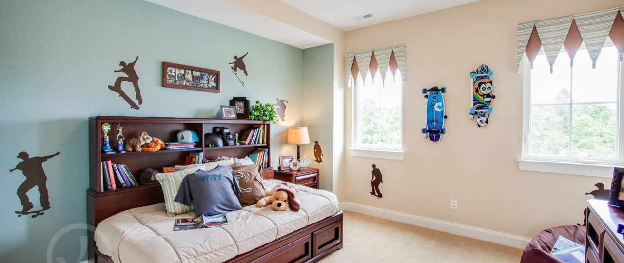 Bedroom featured in The Caramel Cottage By Stephen Alexander Homes in Norfolk-Newport News, VA