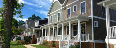 Carriage Homes Capital Landing Green