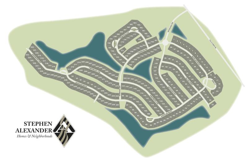 Waterleigh Site Maps