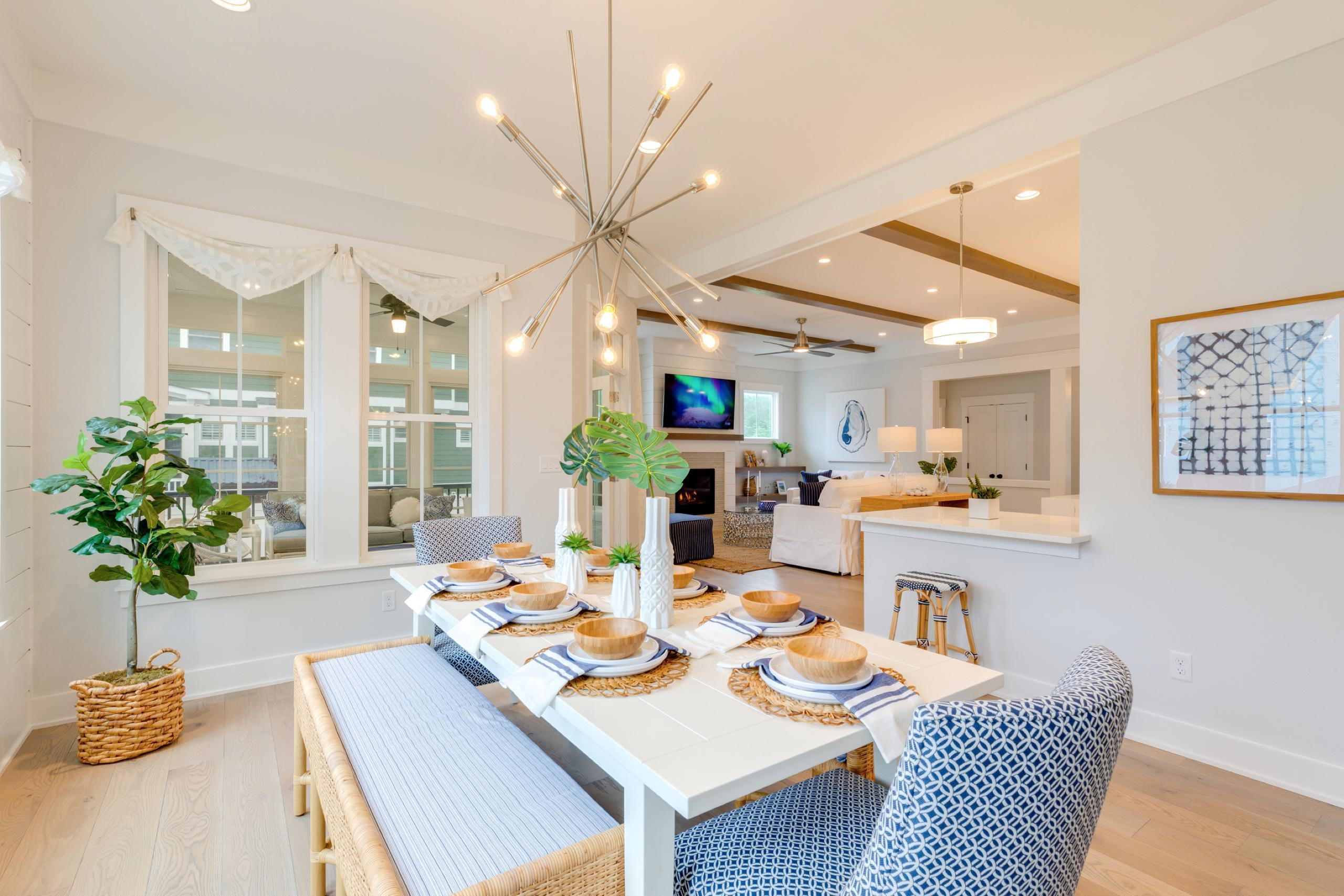 Kitchen featured in The Blacksburg By Stephen Alexander Homes in Norfolk-Newport News, VA