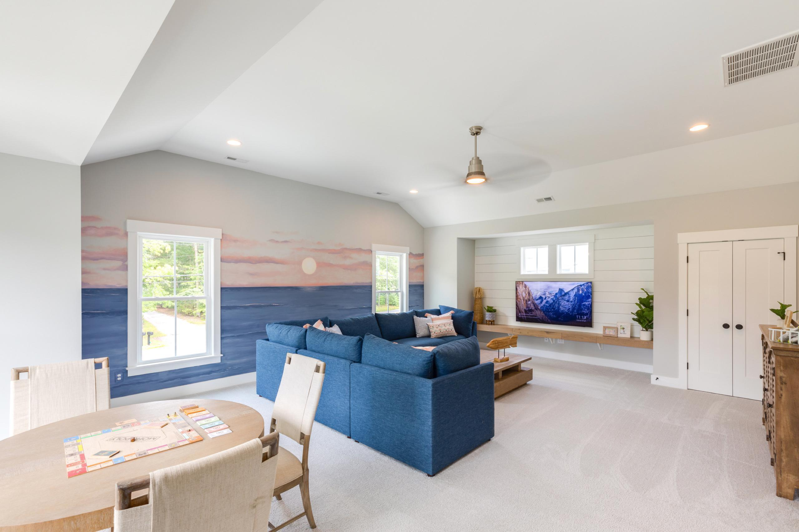 Living Area featured in The Blacksburg By Stephen Alexander Homes in Norfolk-Newport News, VA