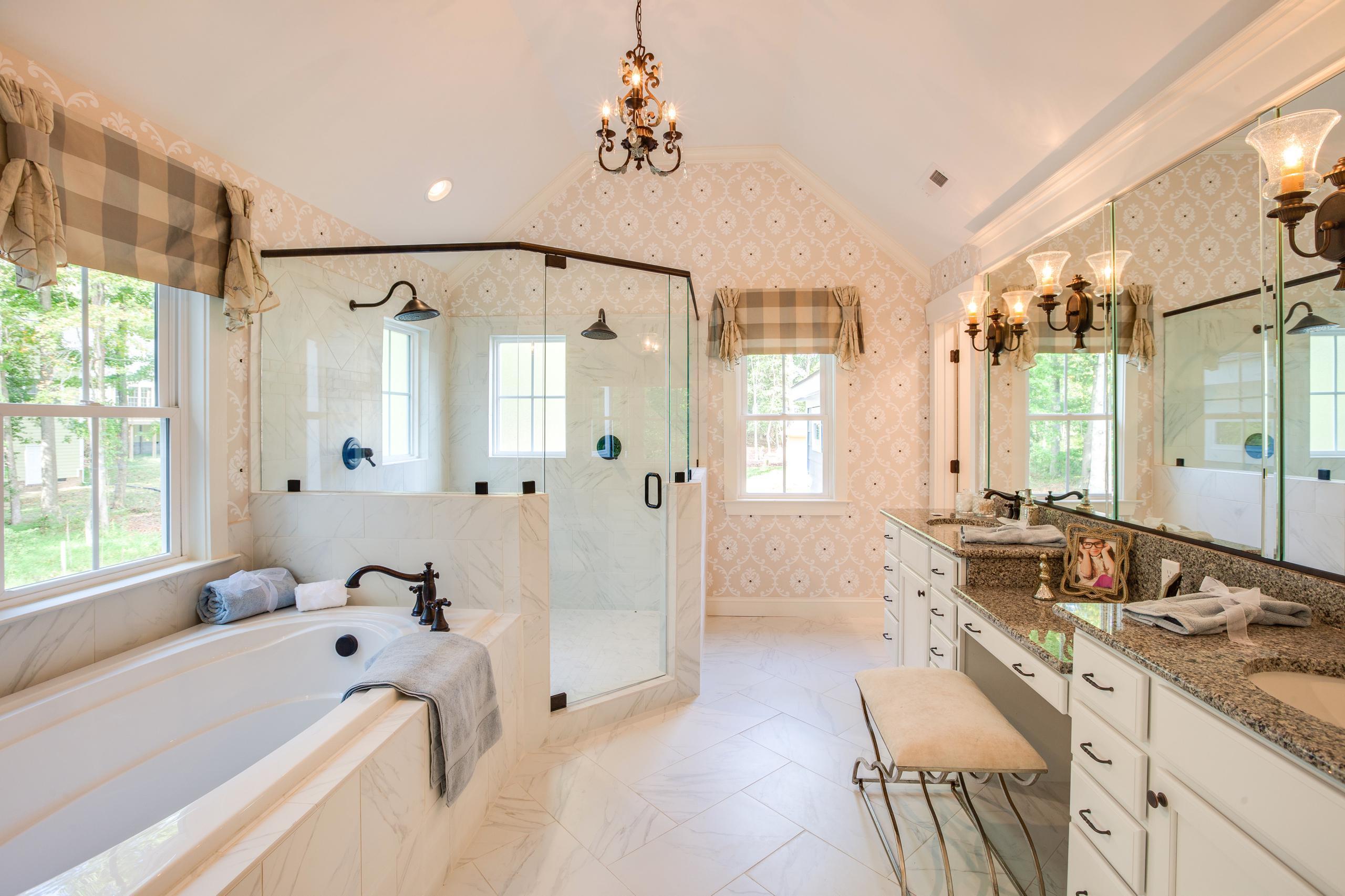 Bathroom featured in The Bridgewater II By Stephen Alexander Homes in Norfolk-Newport News, VA