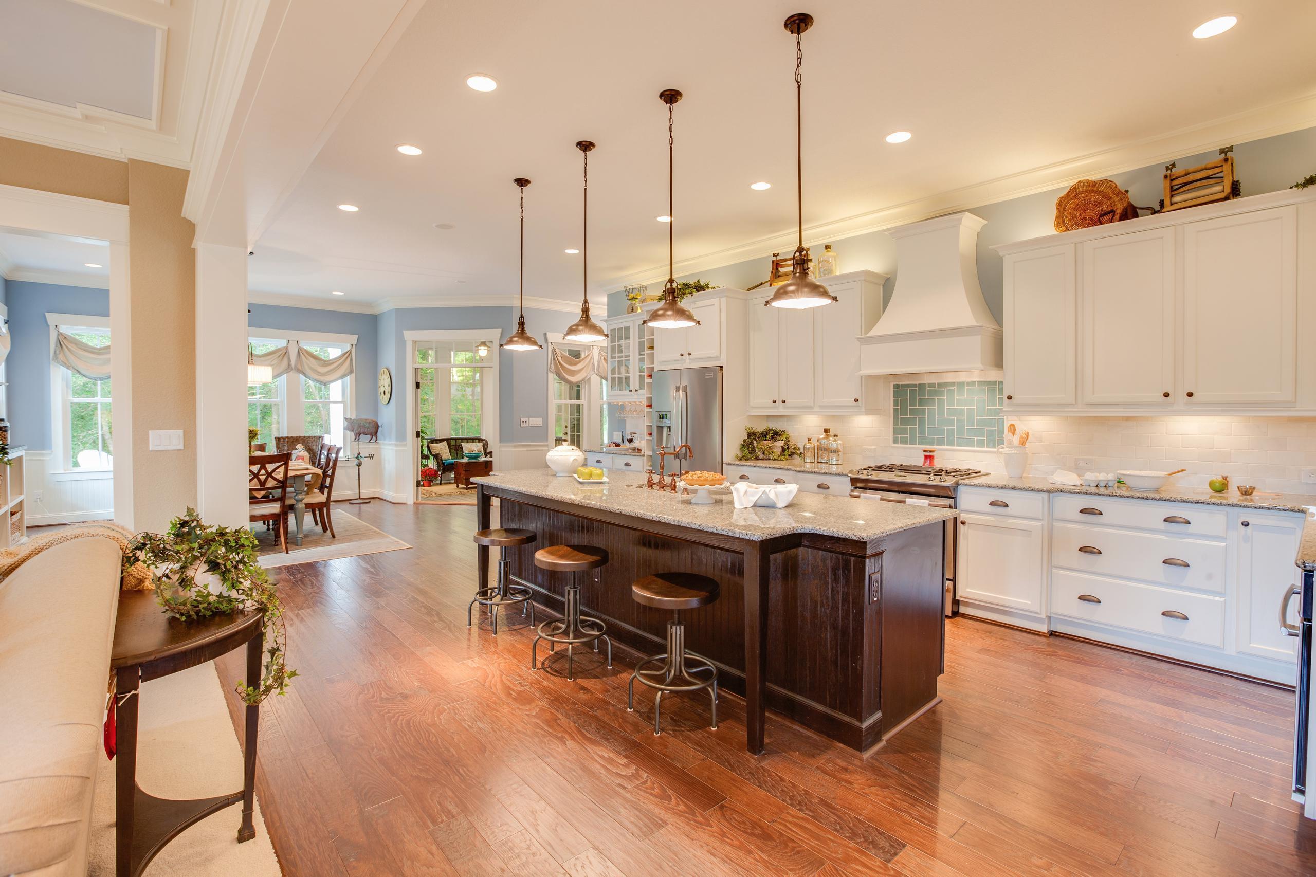 Kitchen featured in The Bridgewater II By Stephen Alexander Homes in Norfolk-Newport News, VA