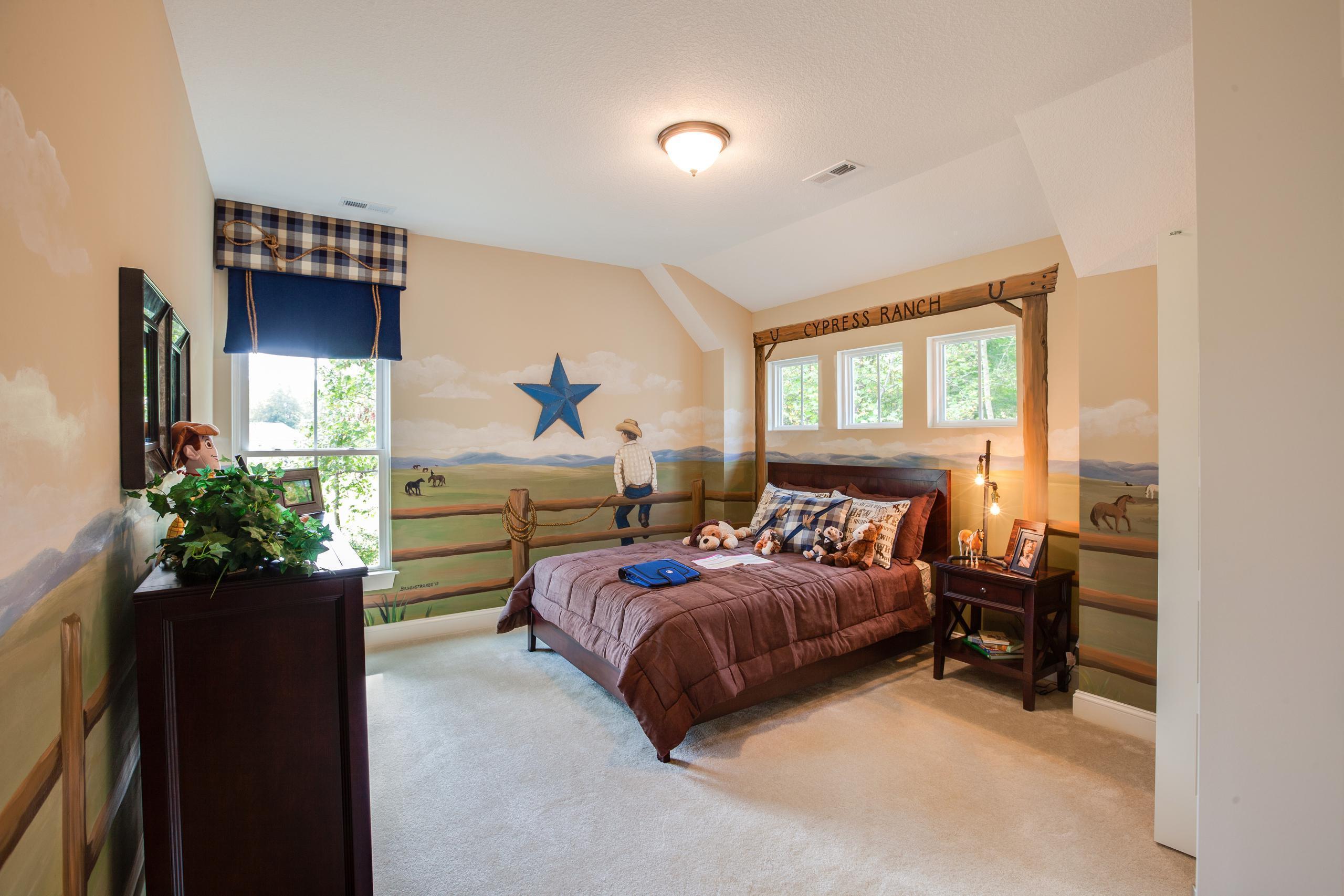 Bedroom featured in The Bridgewater II By Stephen Alexander Homes in Norfolk-Newport News, VA