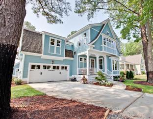 The Caramel - Summer Park: Chesapeake, Virginia - Stephen Alexander Homes