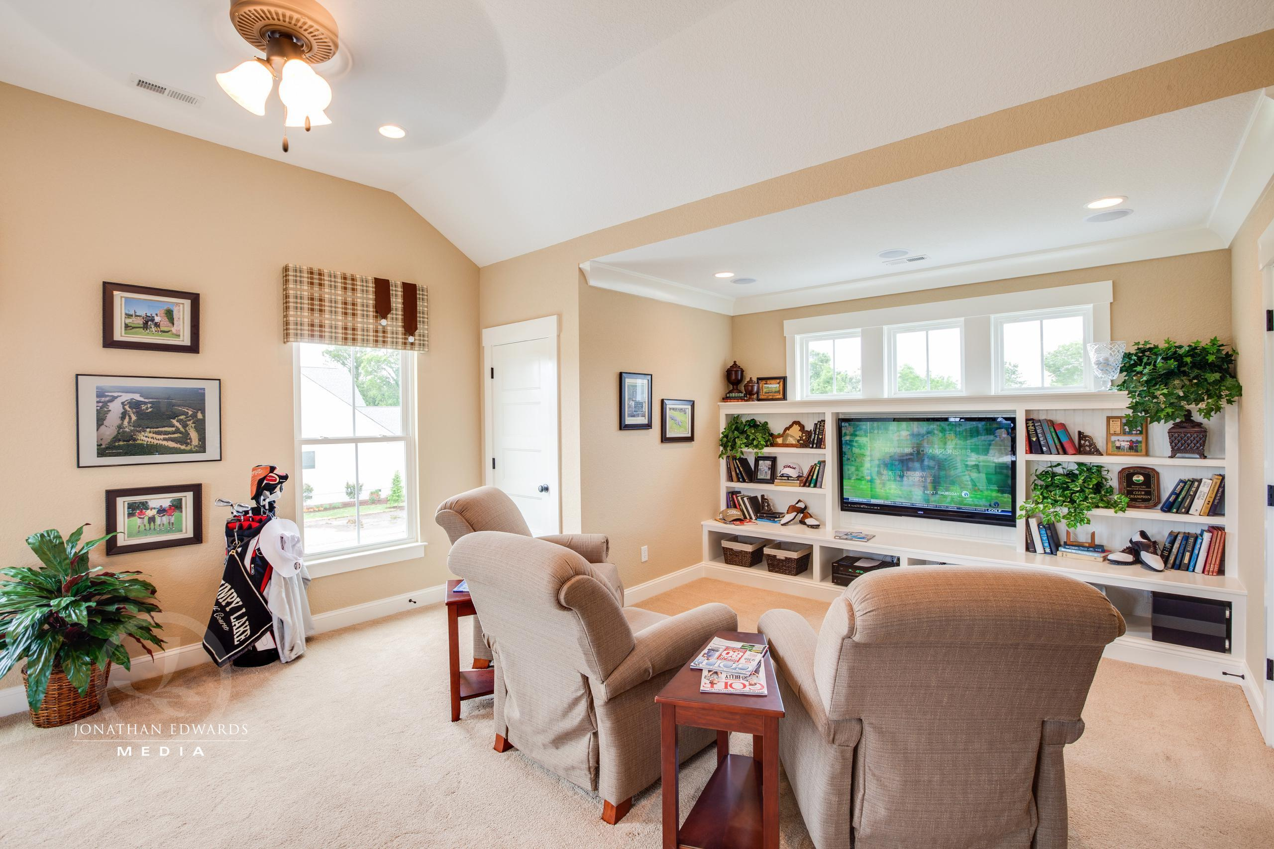 Living Area featured in The Caramel By Stephen Alexander Homes in Outer Banks, NC