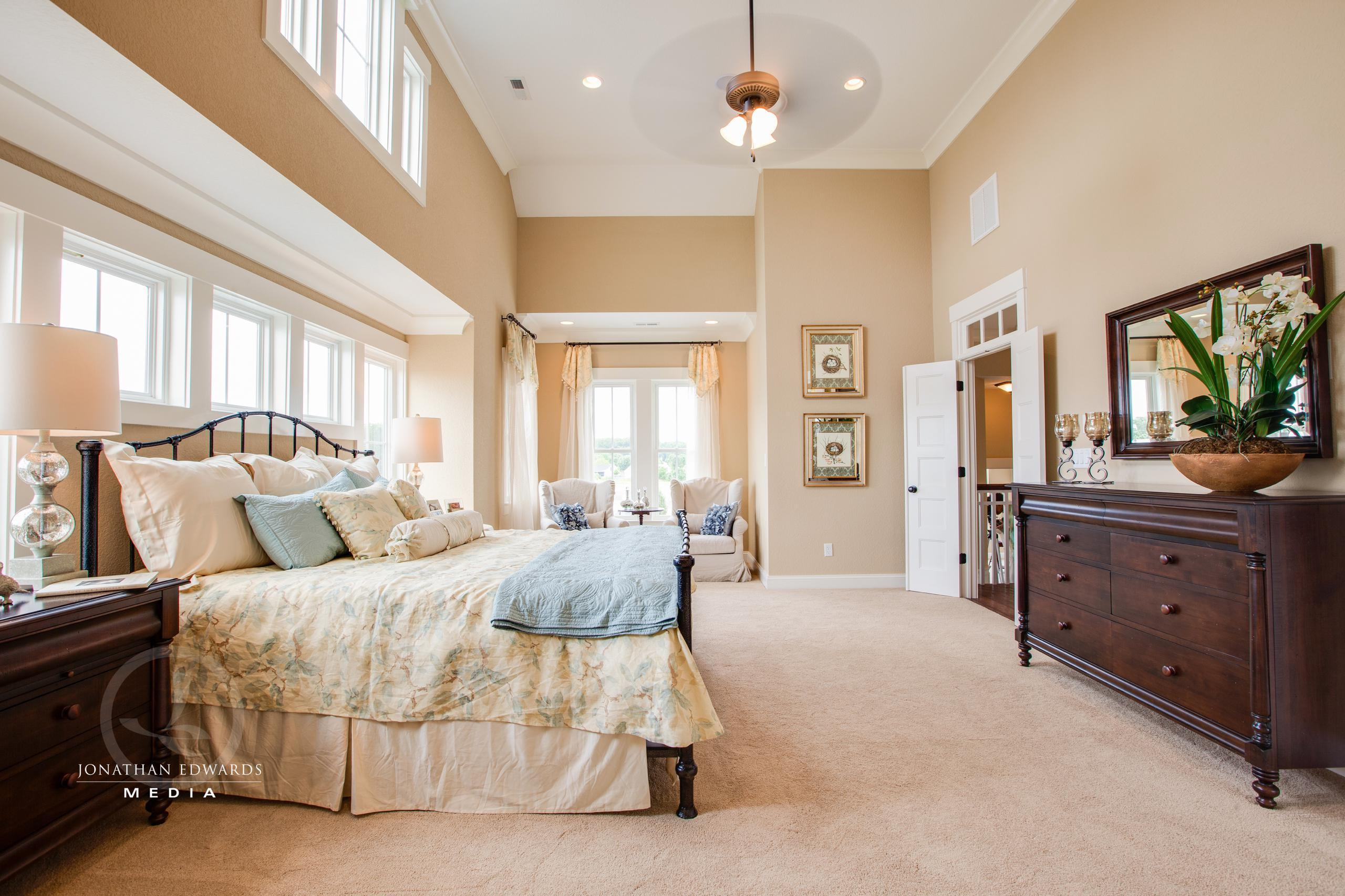 Bedroom featured in The Caramel By Stephen Alexander Homes in Outer Banks, NC