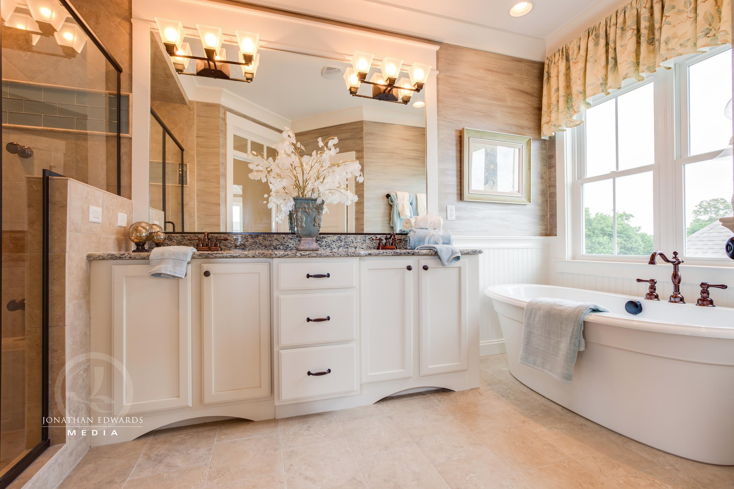 Bathroom featured in The Caramel By Stephen Alexander Homes in Outer Banks, NC