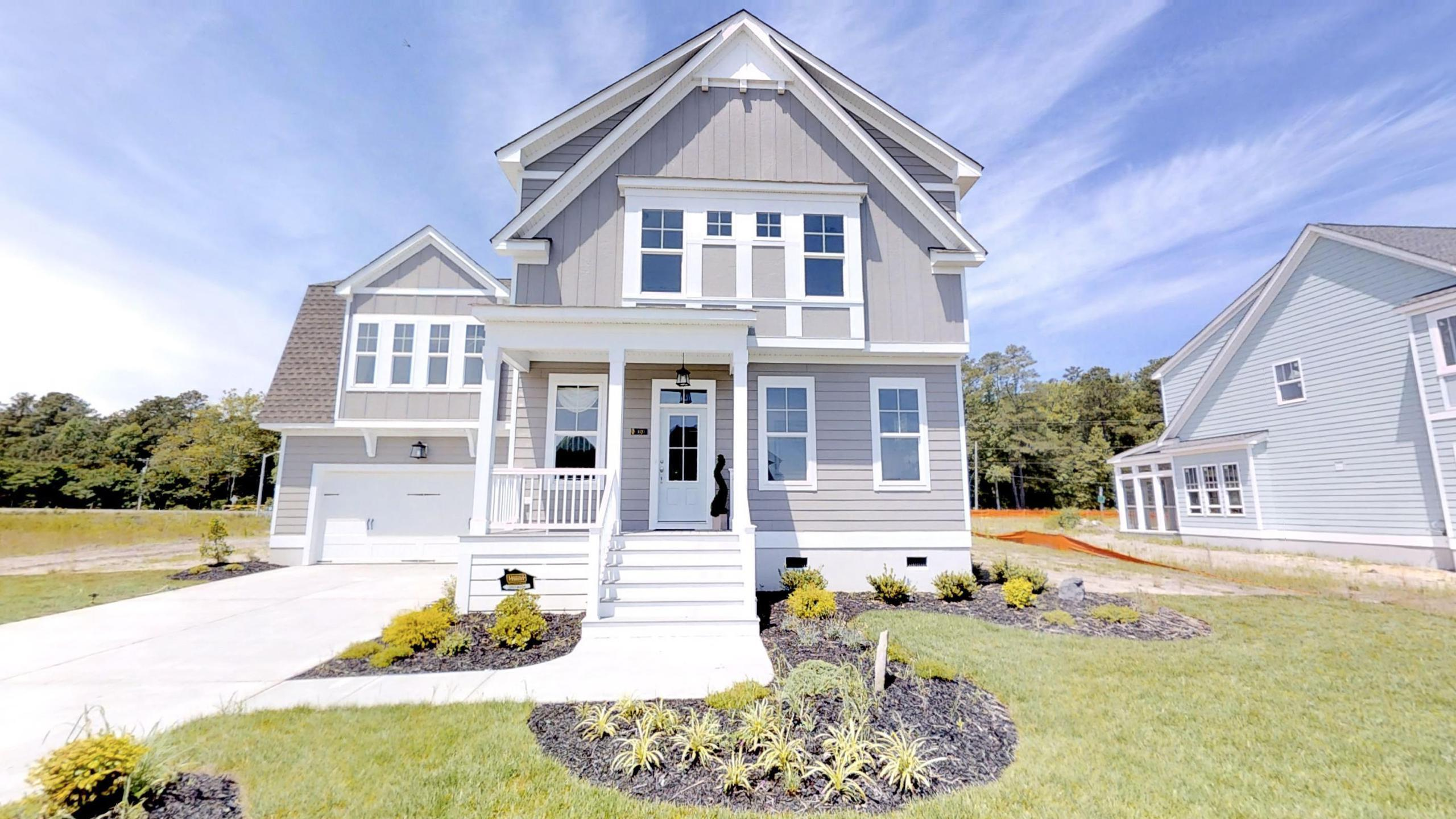 Exterior featured in the Ashland By Stephen Alexander Homes in Norfolk-Newport News, VA