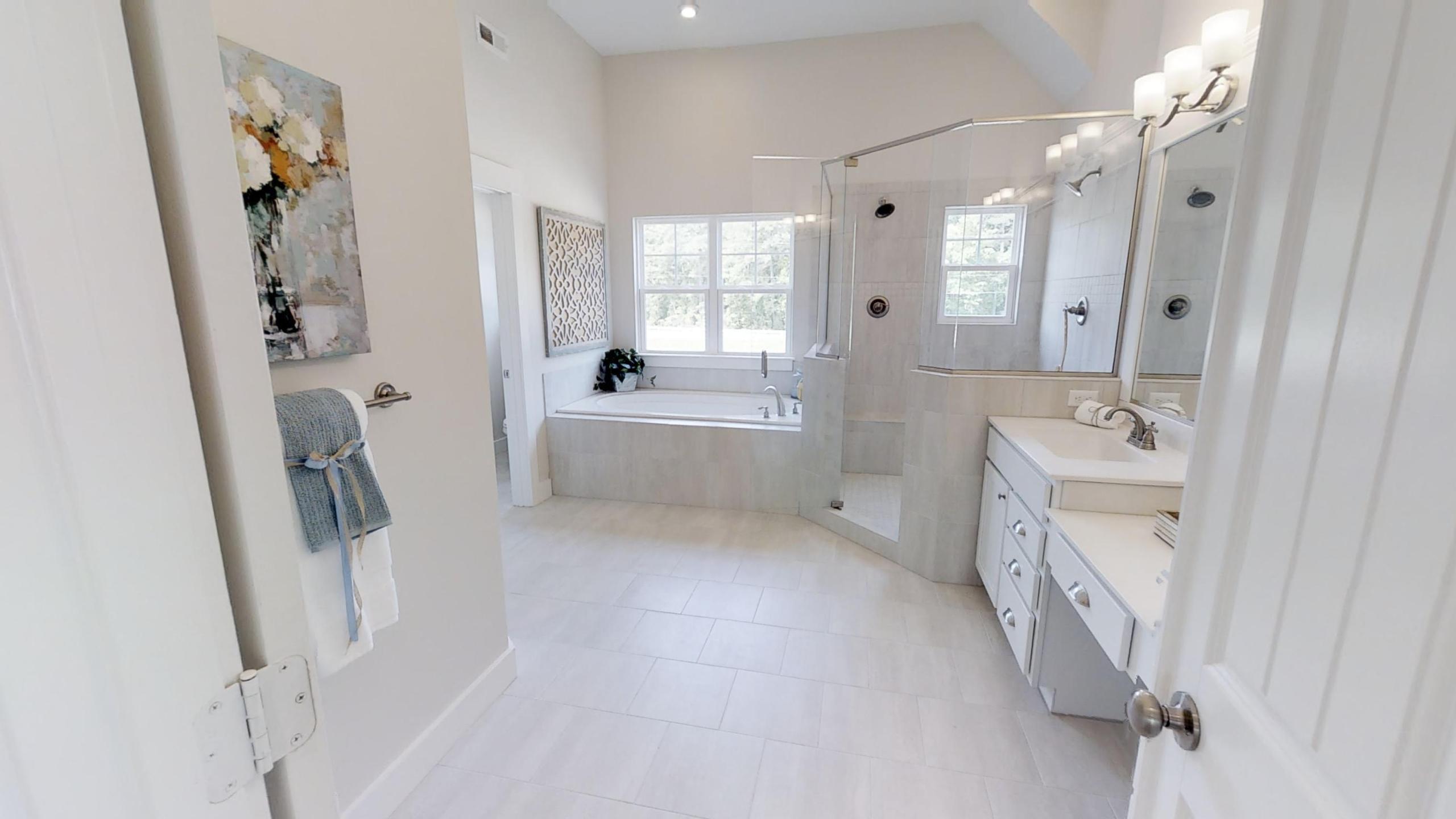 Bathroom featured in the Ashland By Stephen Alexander Homes in Norfolk-Newport News, VA