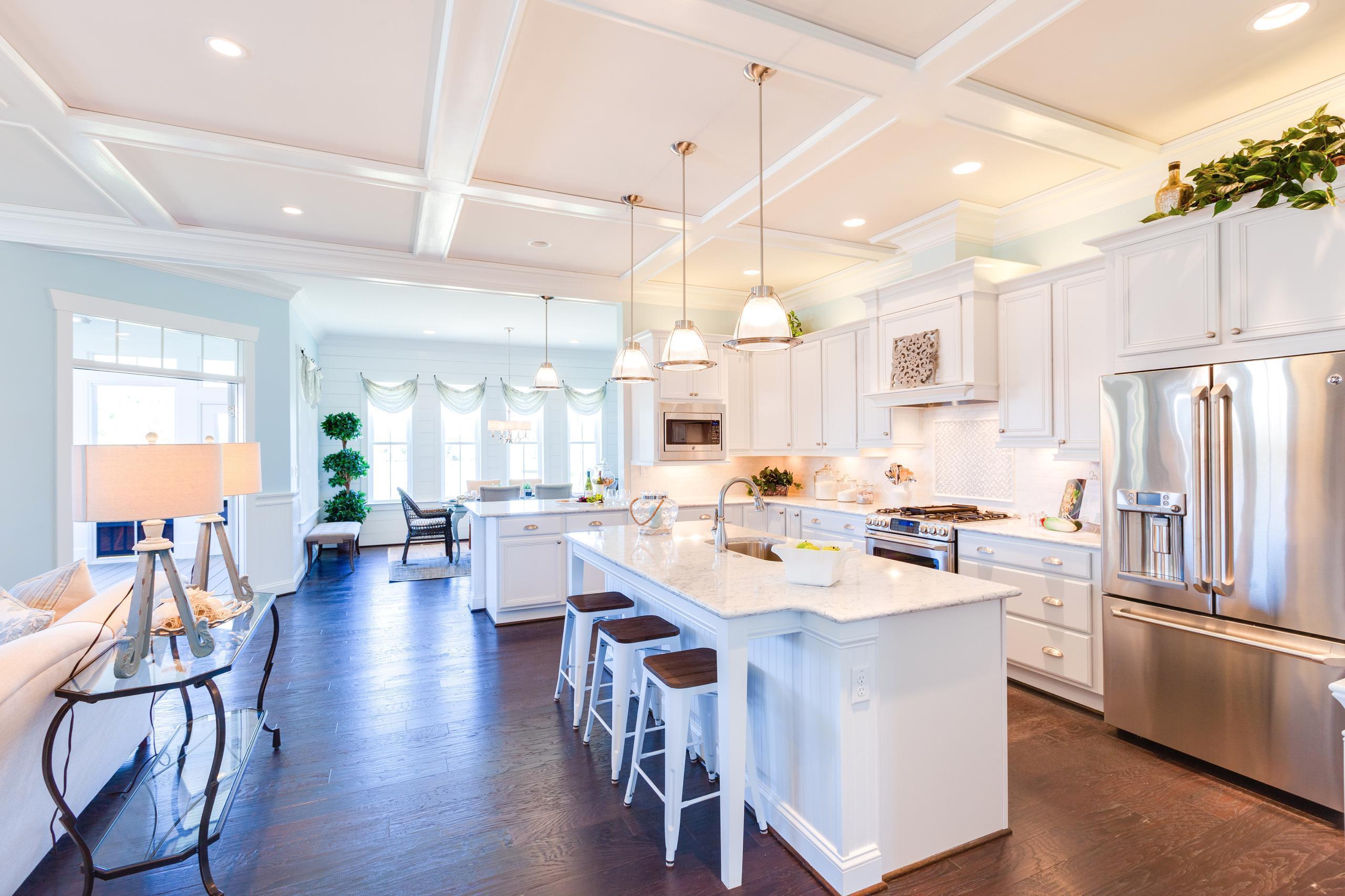 Kitchen featured in the Ashland By Stephen Alexander Homes in Norfolk-Newport News, VA