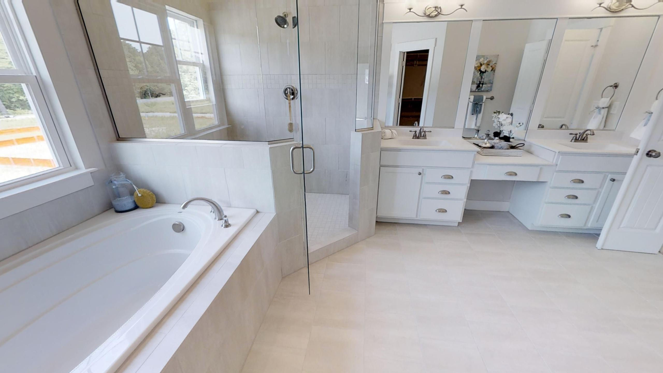 Bathroom featured in the Charlotte By Stephen Alexander Homes in Outer Banks, NC