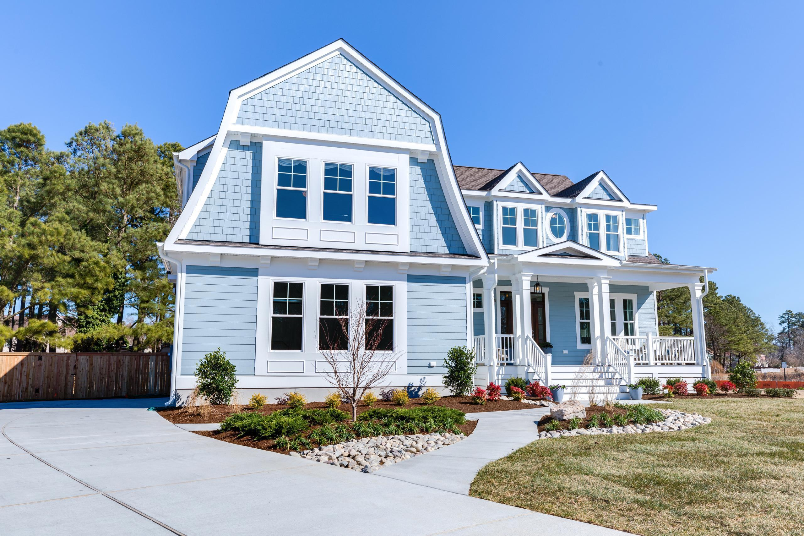 'Build Where You Want To Live' by Stephen Alexander Homes in Norfolk-Newport News