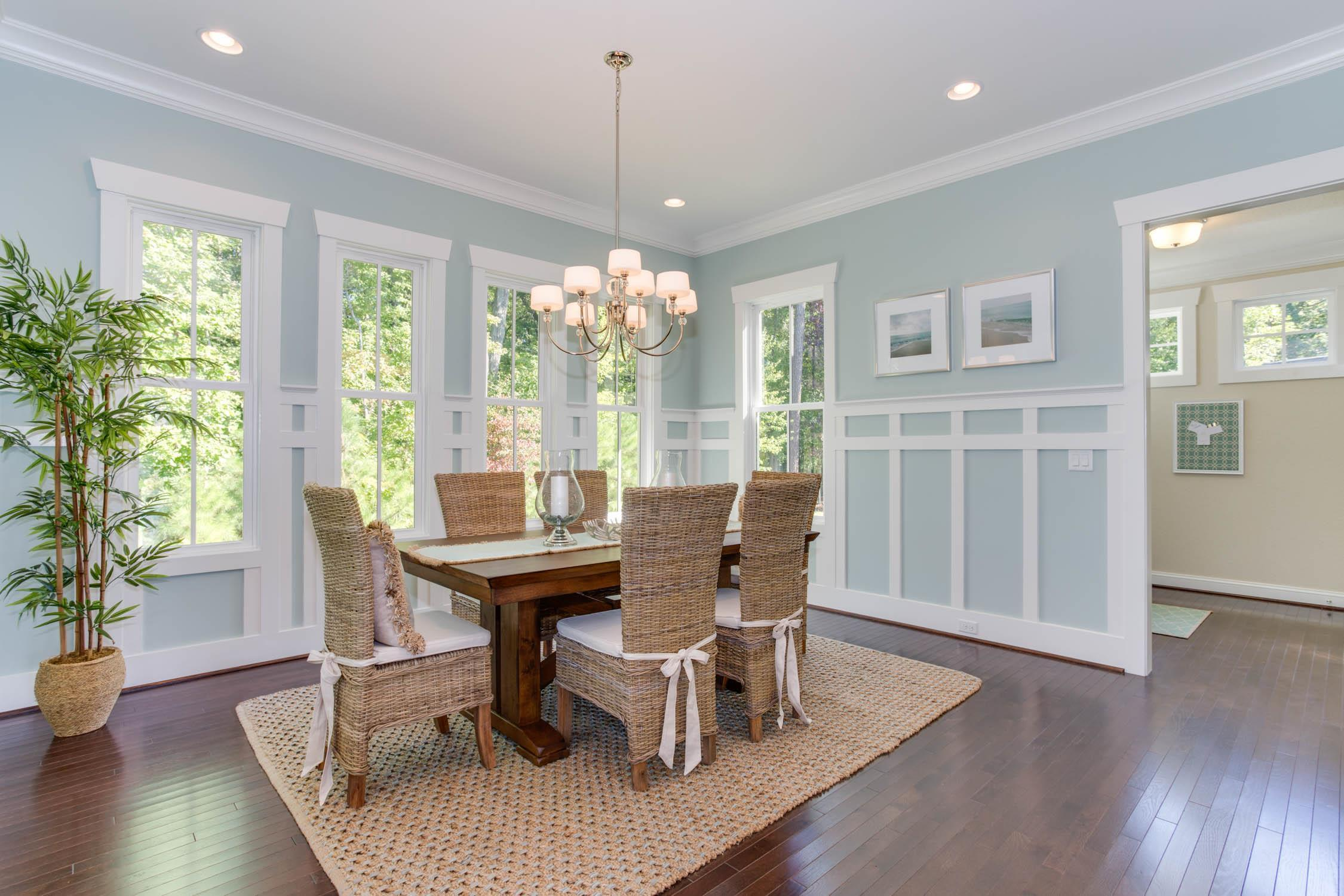Living Area featured in The Cottage  Appomattox By Stephen Alexander Homes