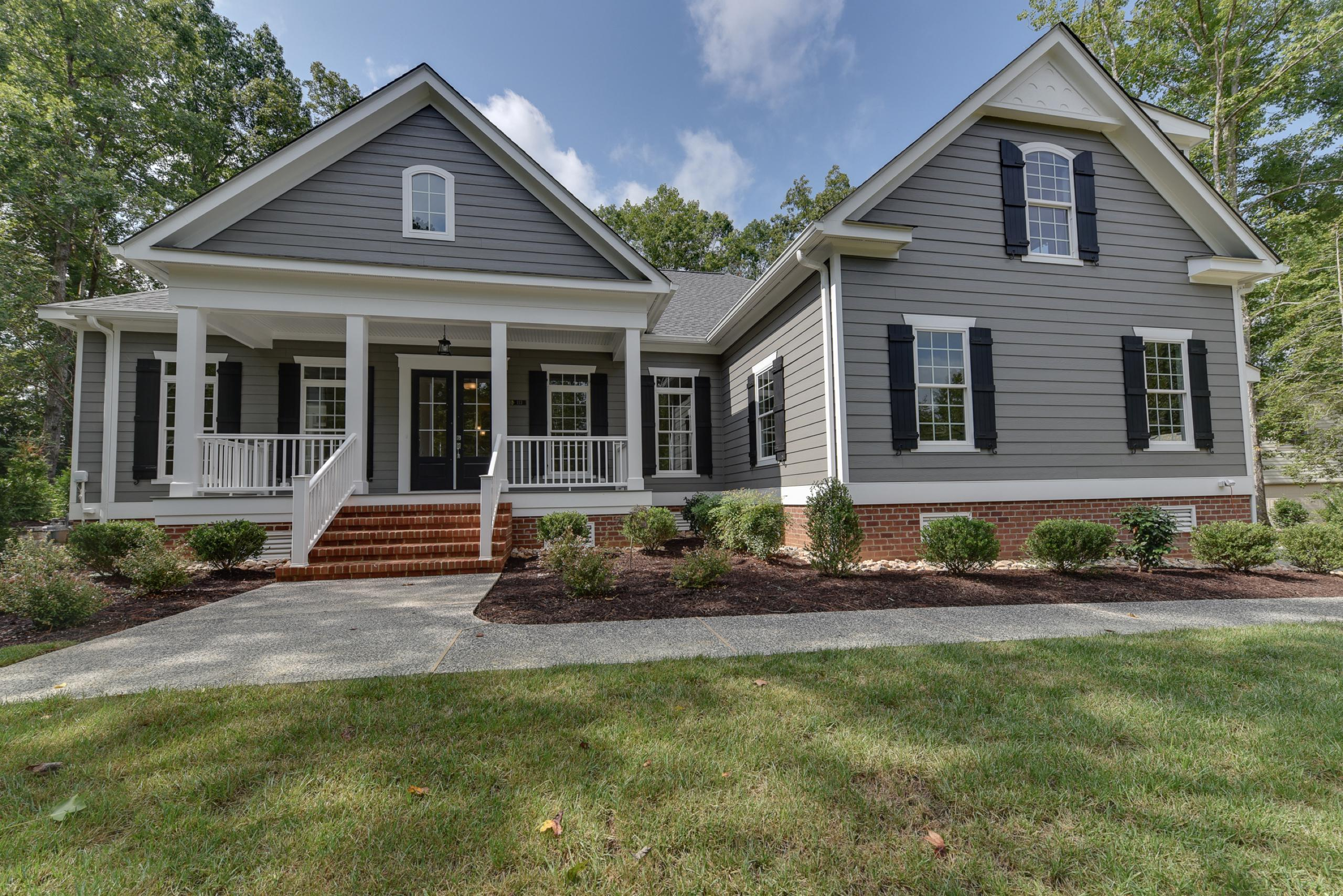 Exterior featured in The Bayou Cottage By Stephen Alexander Homes in Outer Banks, NC