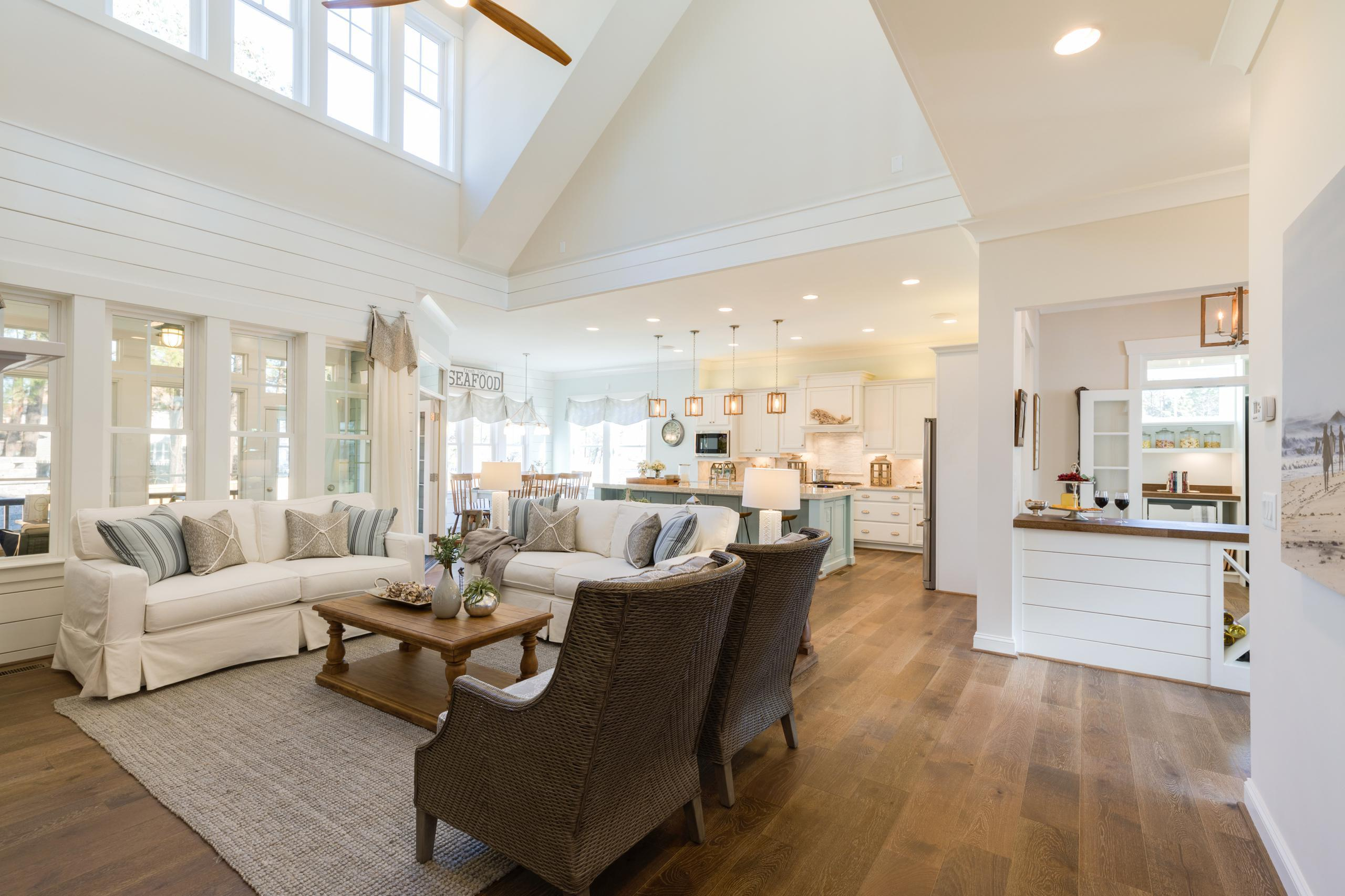 Living Area featured in The Gloucester By Stephen Alexander Homes in Norfolk-Newport News, VA