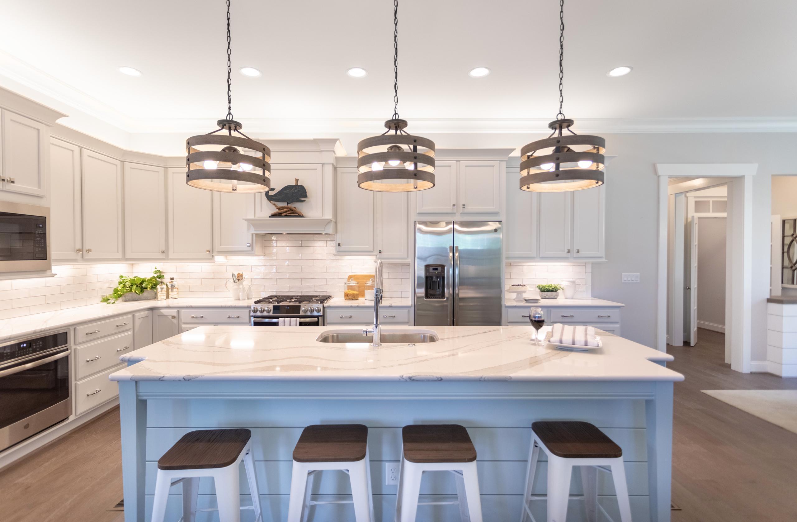 Kitchen featured in The Waverly By Stephen Alexander Homes in Norfolk-Newport News, VA