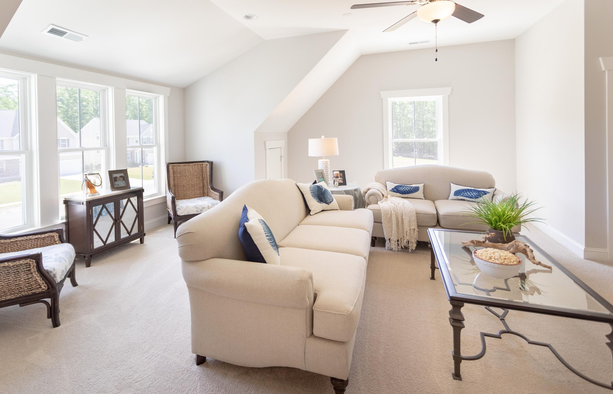 Living Area featured in The Waverly By Stephen Alexander Homes in Norfolk-Newport News, VA