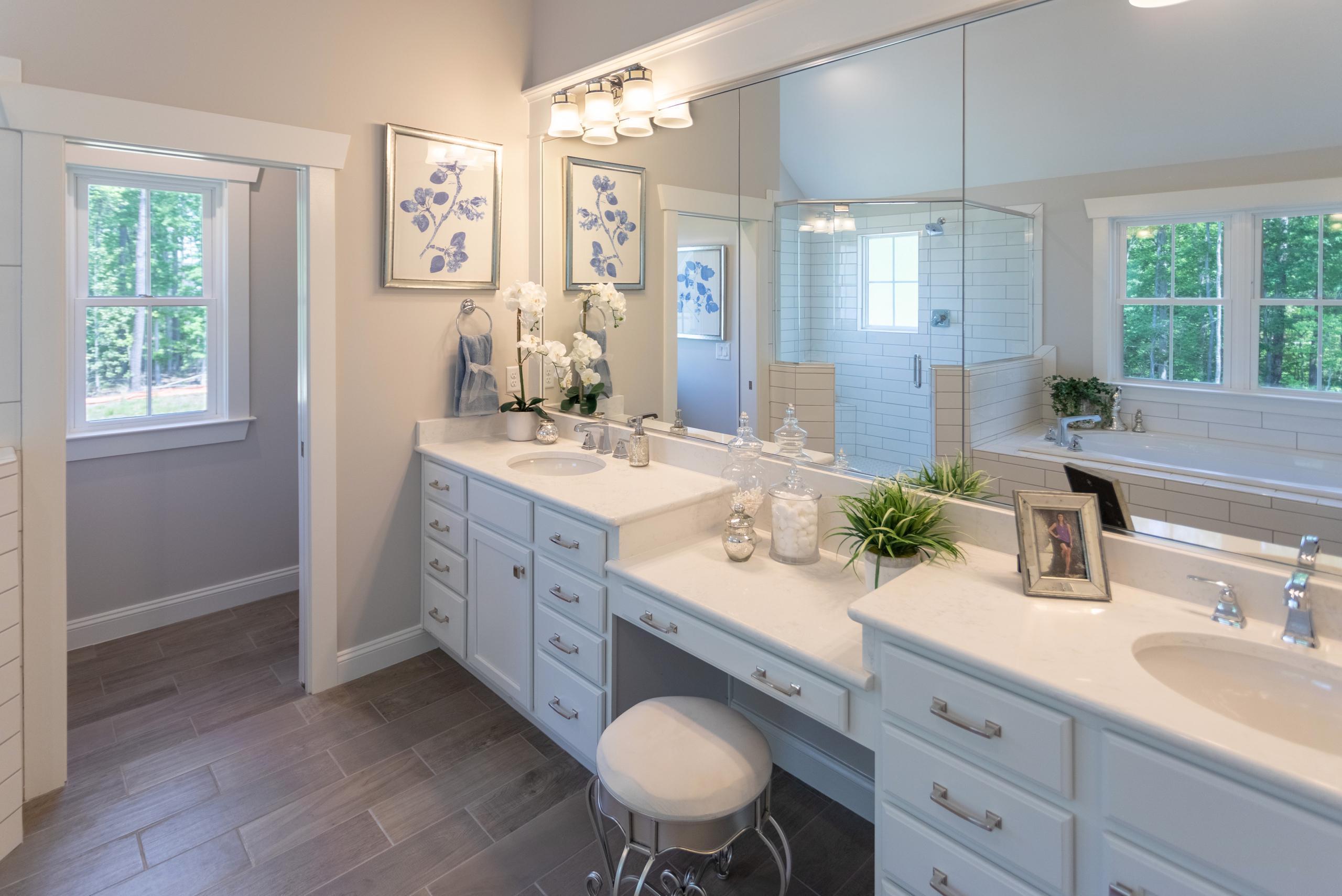 Bathroom featured in The Waverly By Stephen Alexander Homes in Norfolk-Newport News, VA