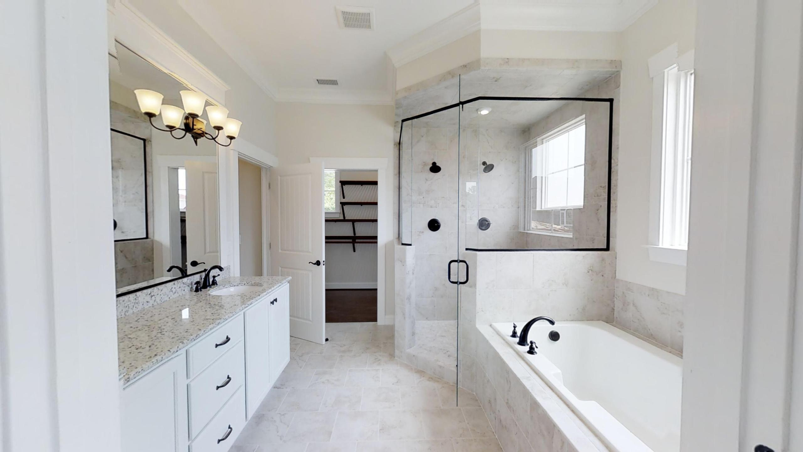 Bathroom featured in The Bayou Cottage By Stephen Alexander Homes in Outer Banks, NC