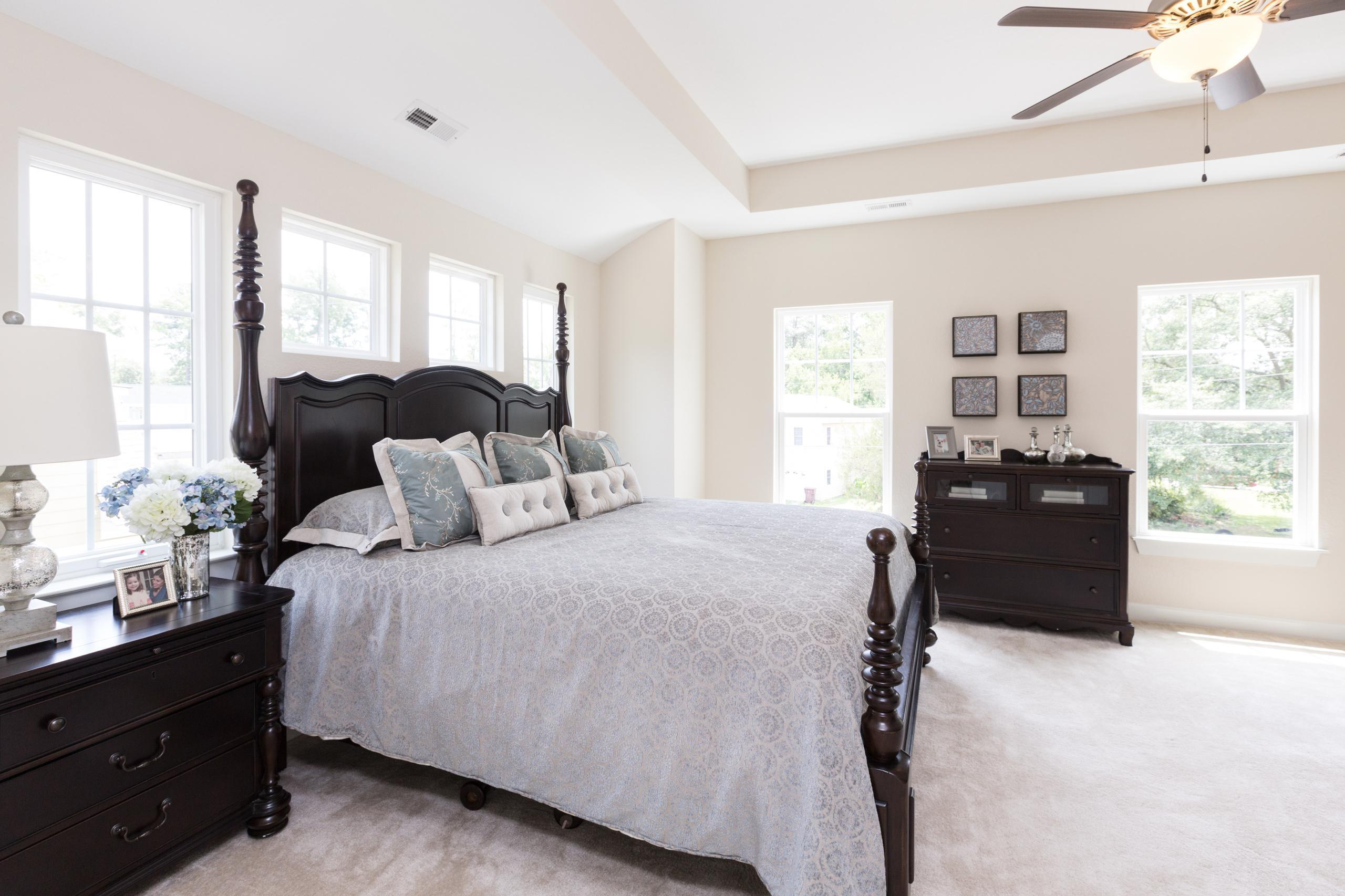Bedroom featured in The Plum Meadow Cottage By Stephen Alexander Homes in Outer Banks, NC