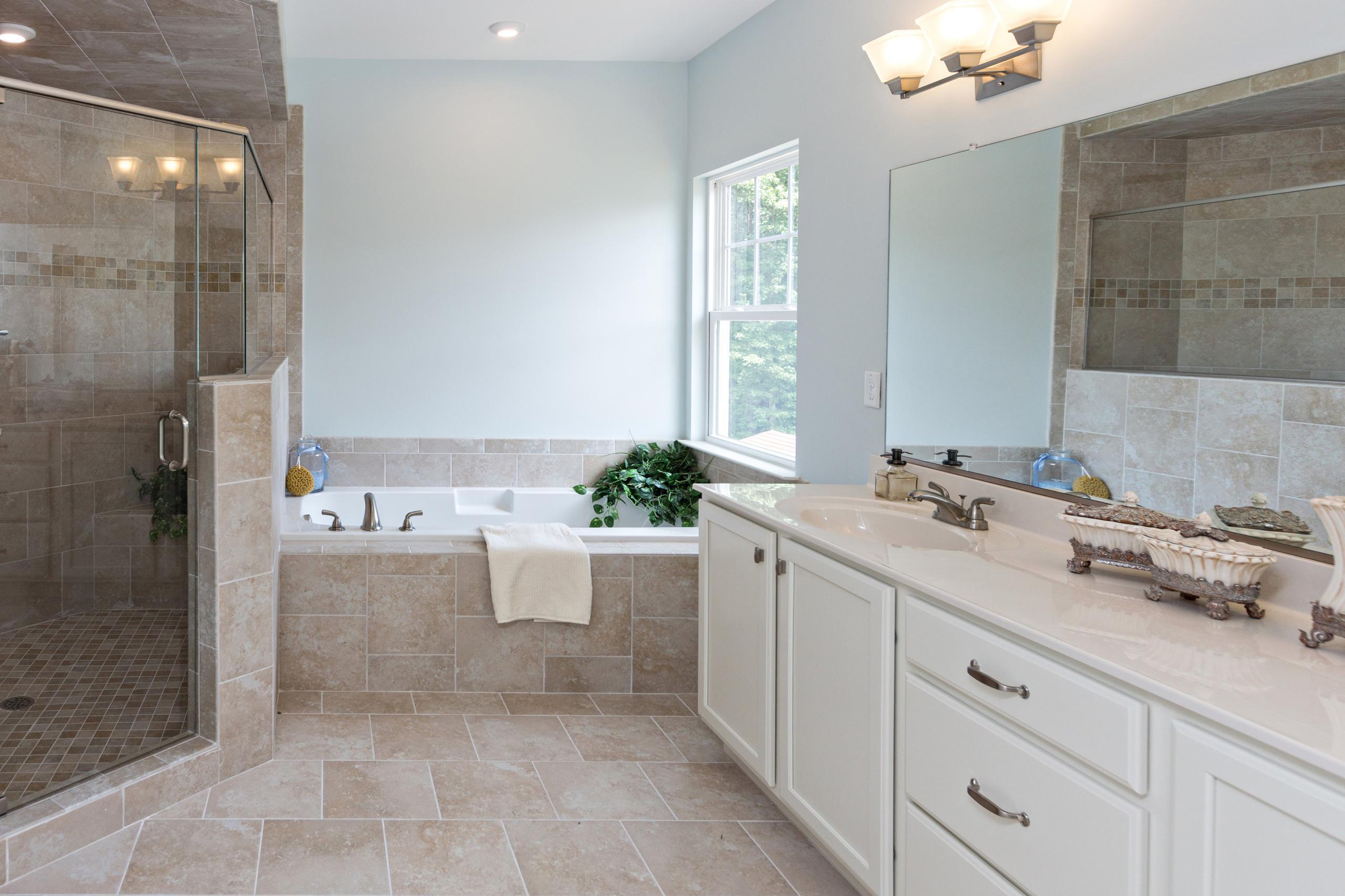 Bathroom featured in The Plum Meadow Cottage By Stephen Alexander Homes in Outer Banks, NC
