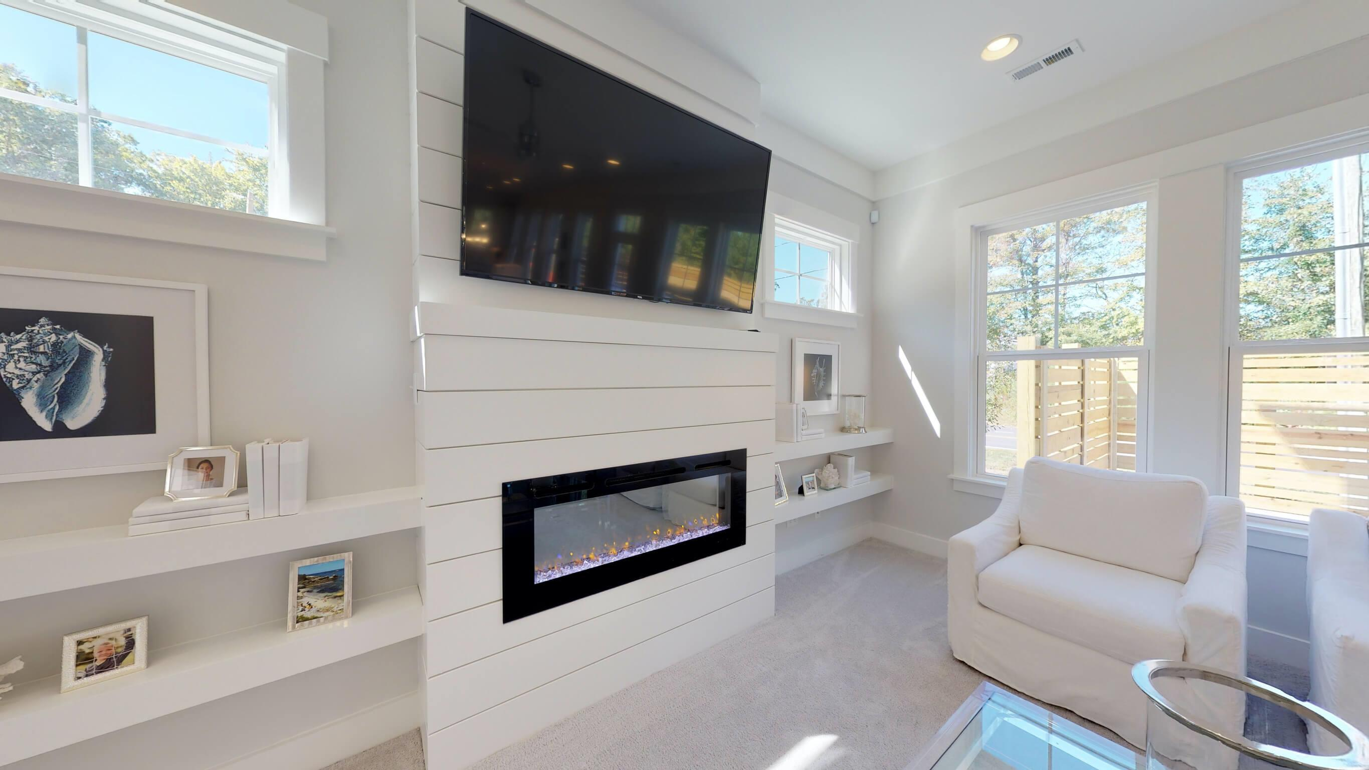 Living Area featured in the Albemarle By Stephen Alexander Homes in Norfolk-Newport News, VA