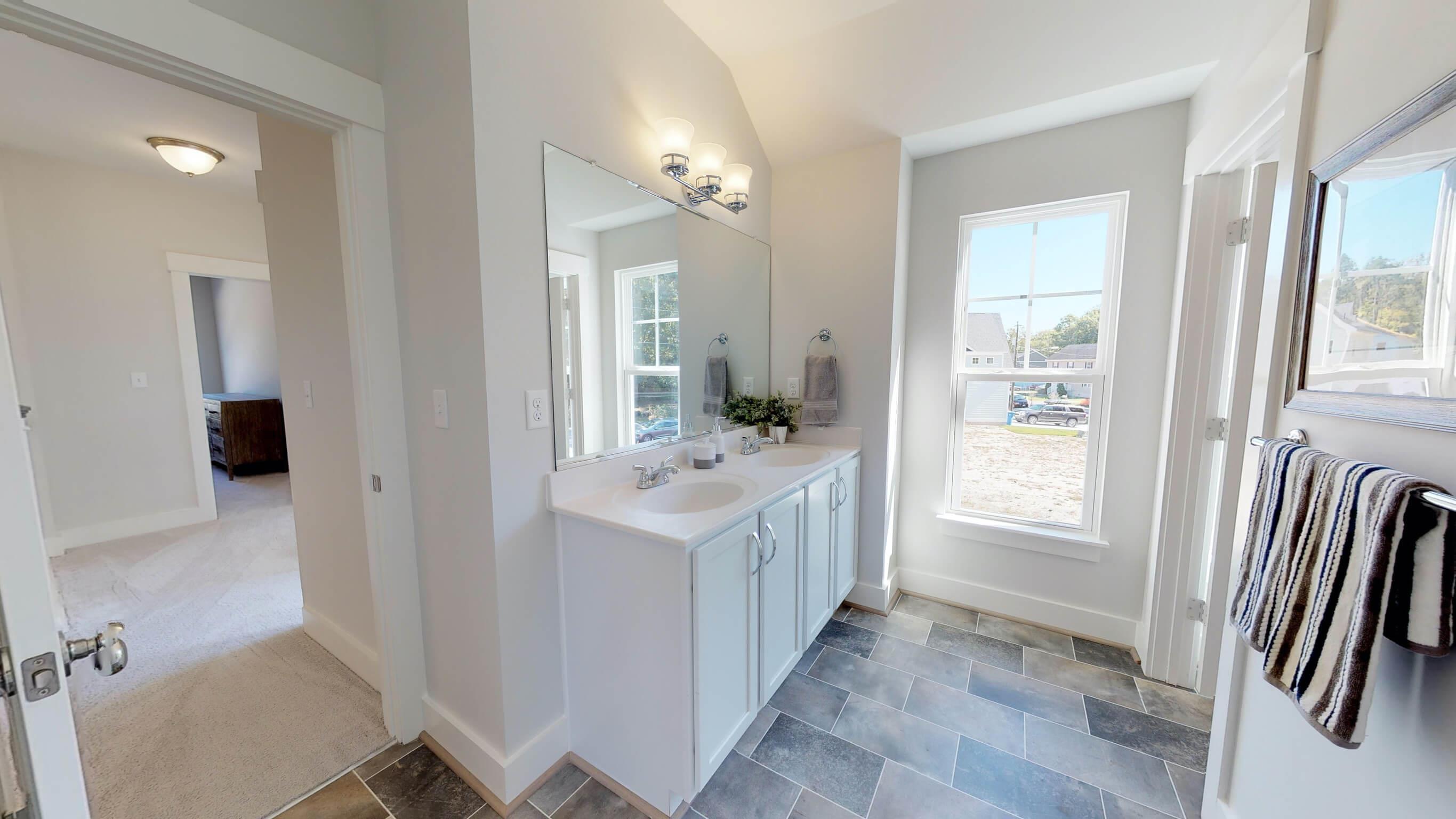 Bathroom featured in the Albemarle By Stephen Alexander Homes in Norfolk-Newport News, VA