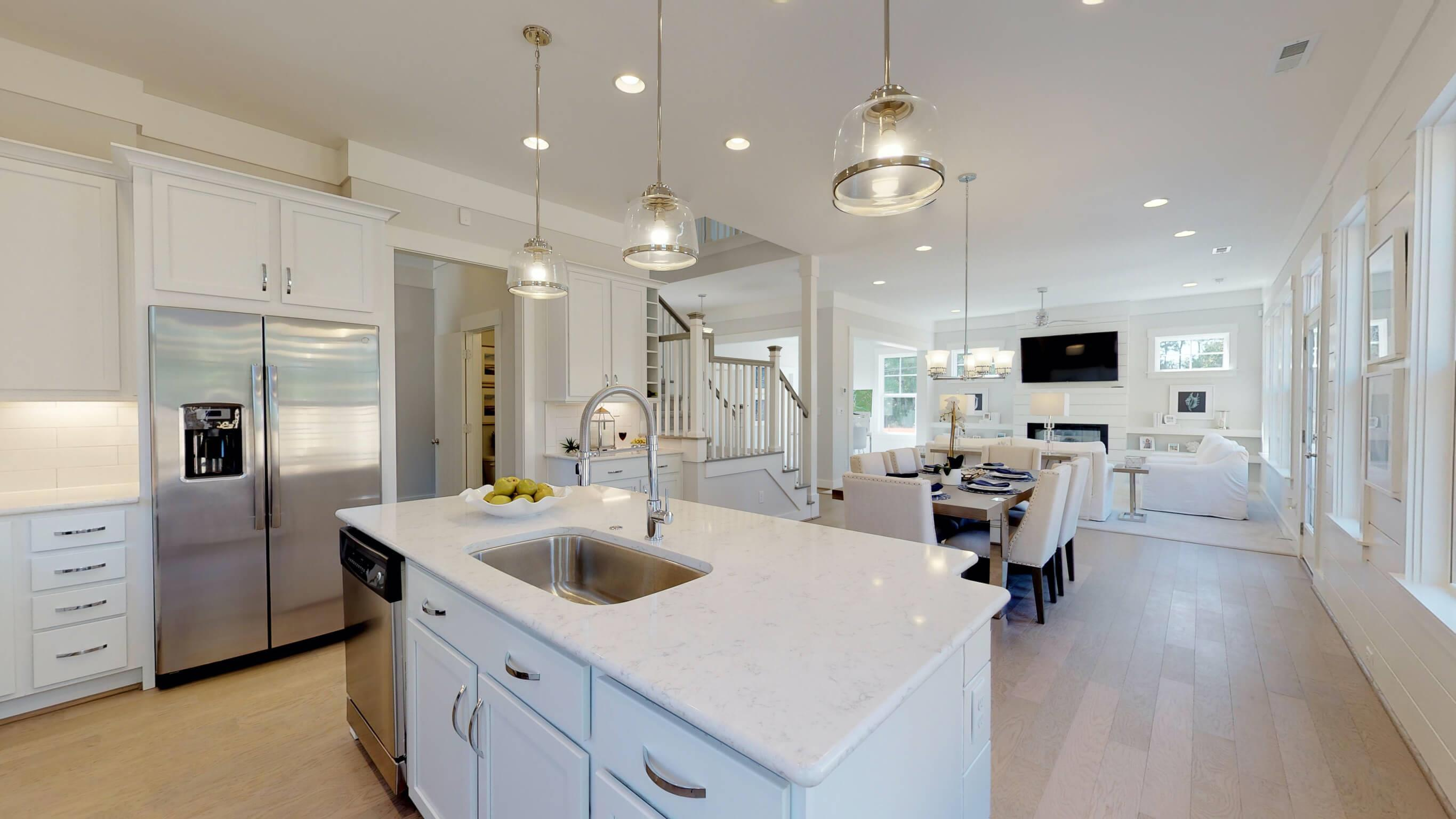 Kitchen featured in the Albemarle By Stephen Alexander Homes in Norfolk-Newport News, VA