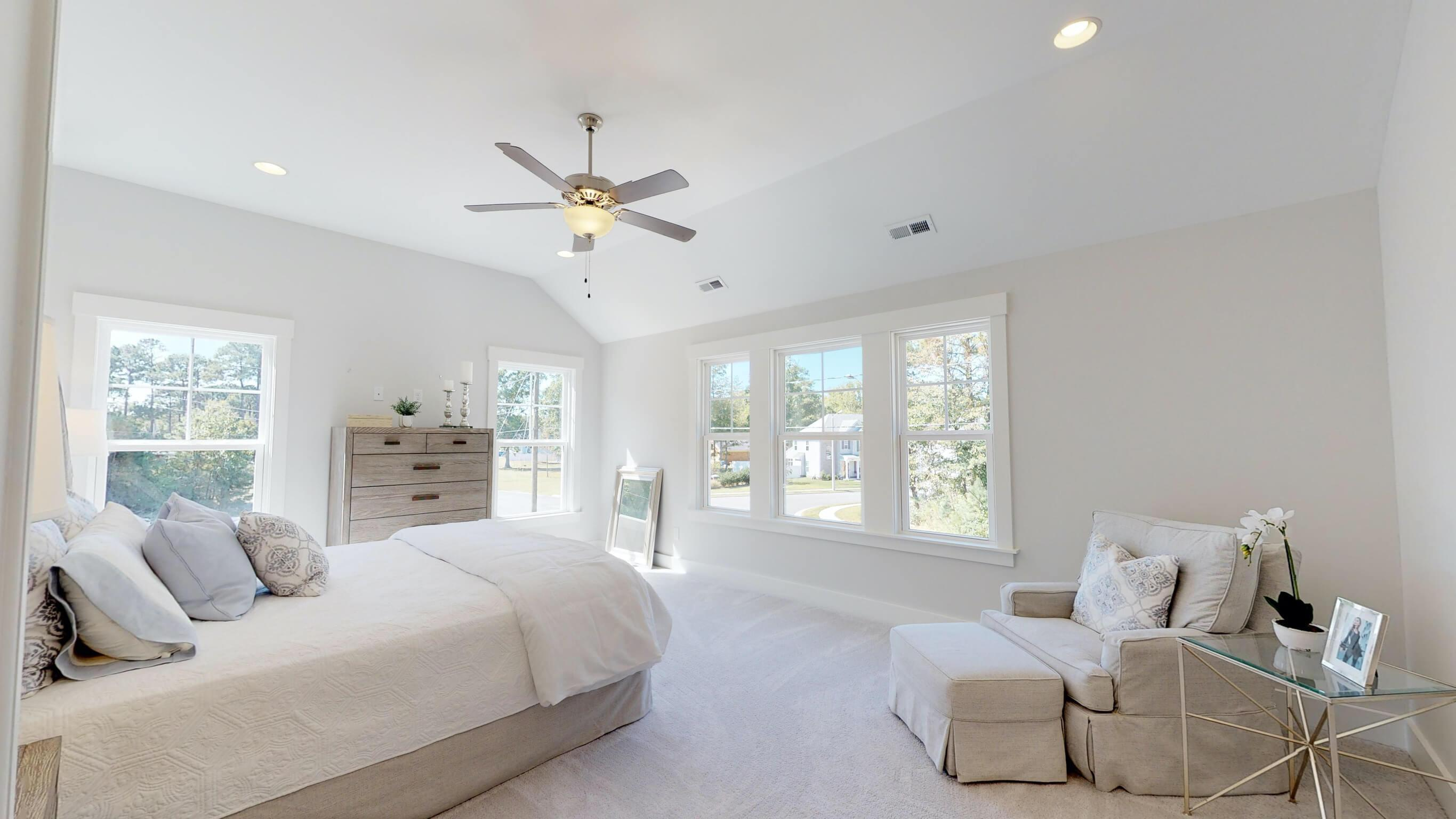 Bedroom featured in the Albemarle By Stephen Alexander Homes in Outer Banks, NC