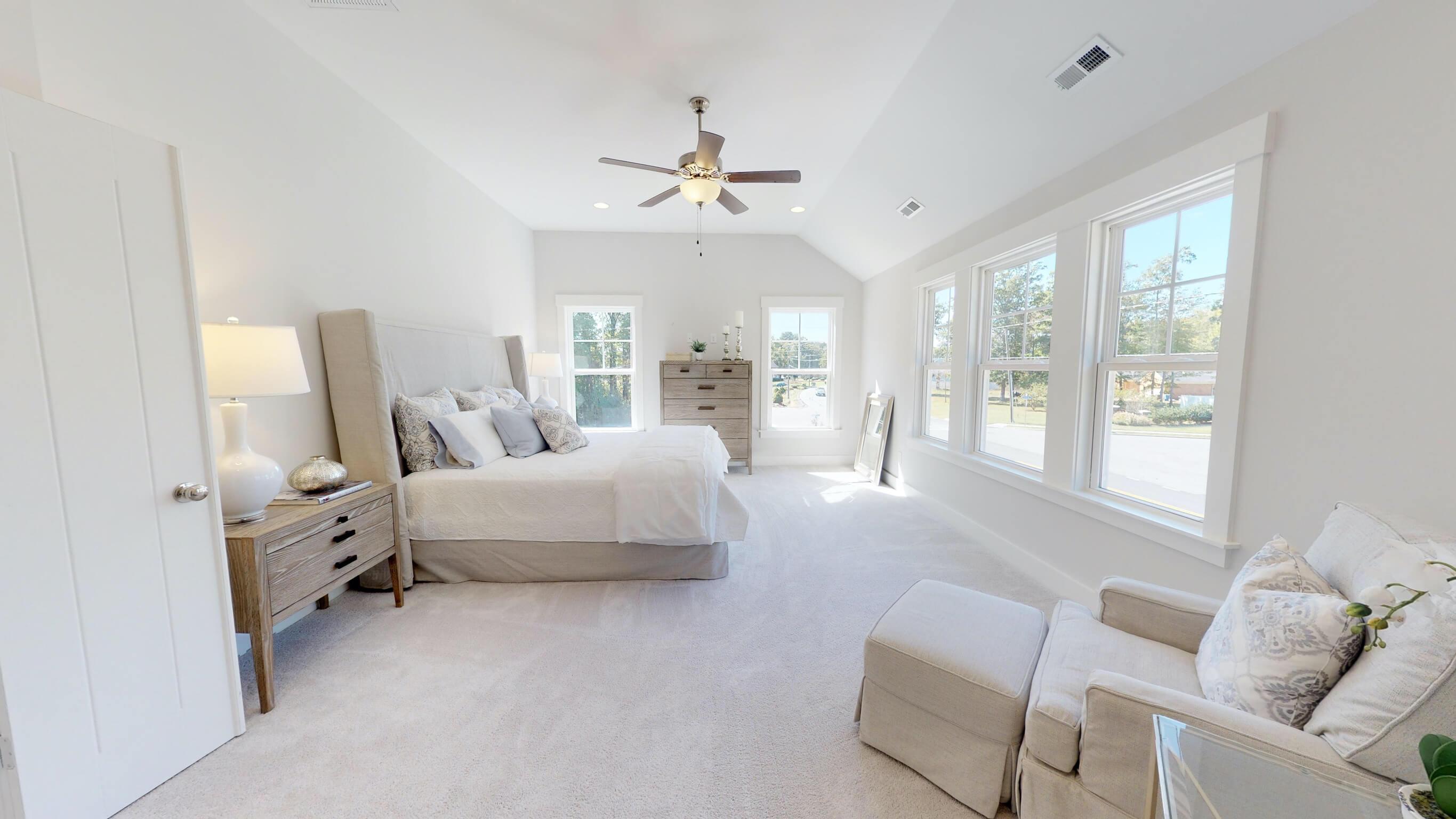 Bedroom featured in the Albemarle By Stephen Alexander Homes in Norfolk-Newport News, VA