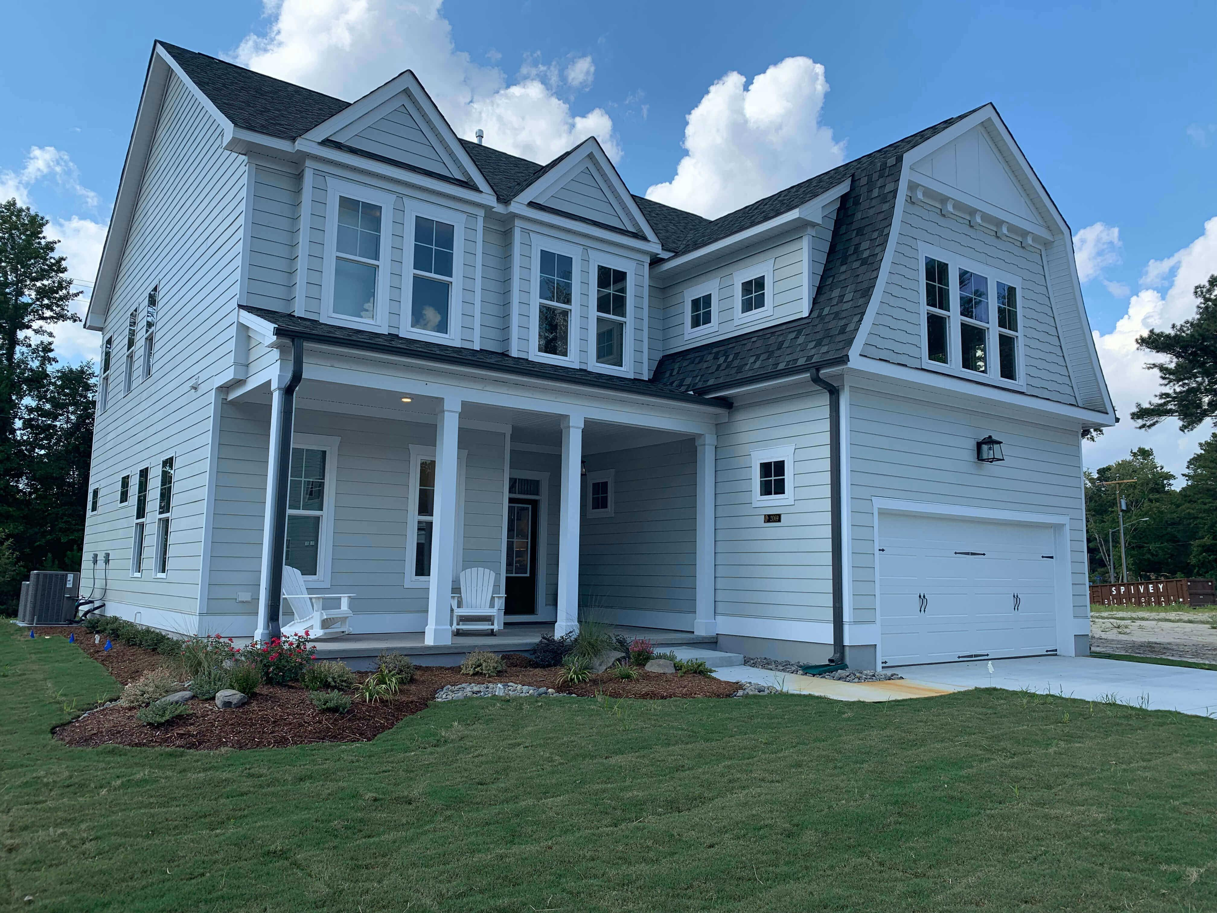Exterior featured in the Albemarle By Stephen Alexander Homes in Outer Banks, NC