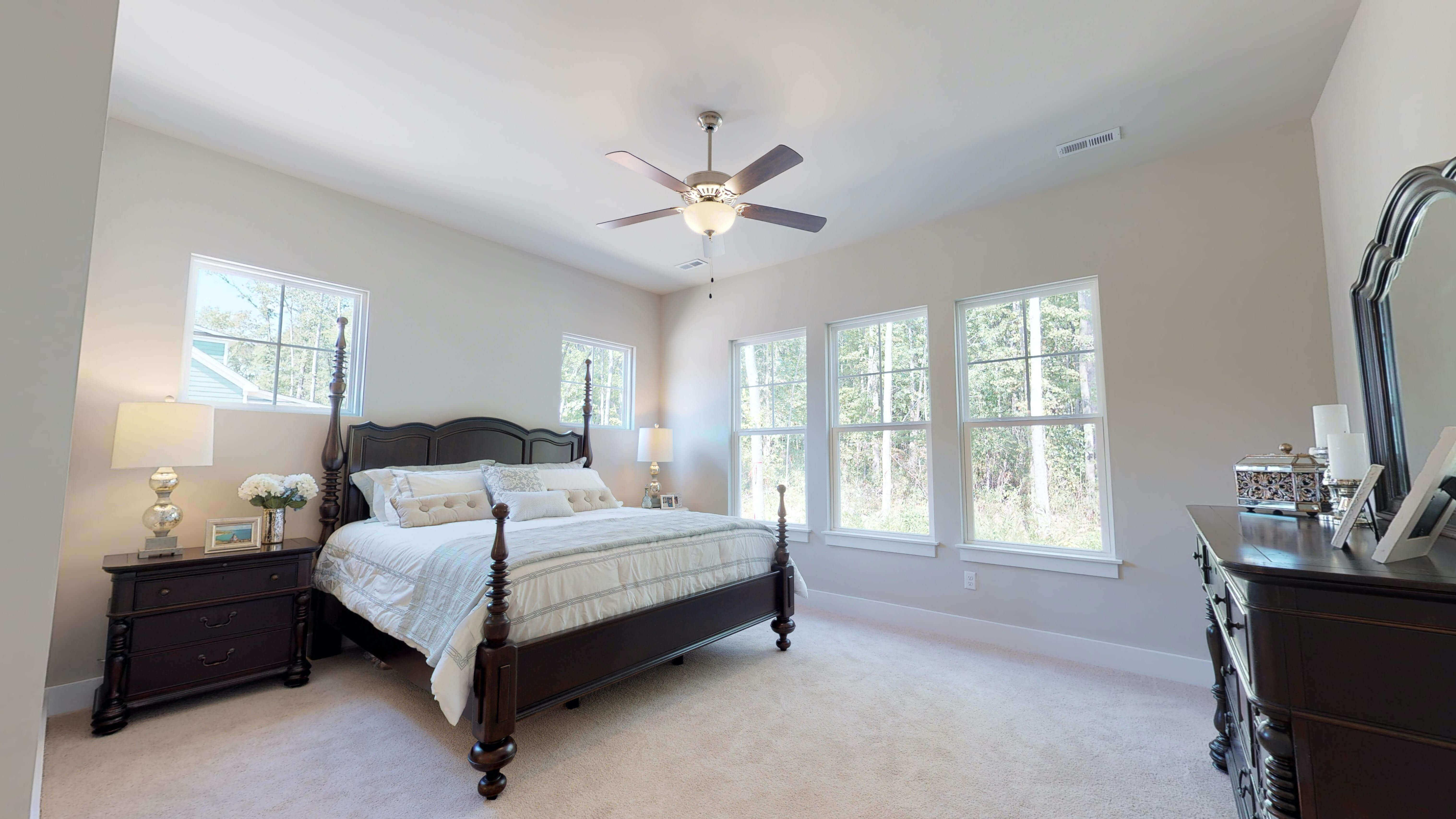 Bedroom featured in the Cape Charles By Stephen Alexander Homes in Outer Banks, NC