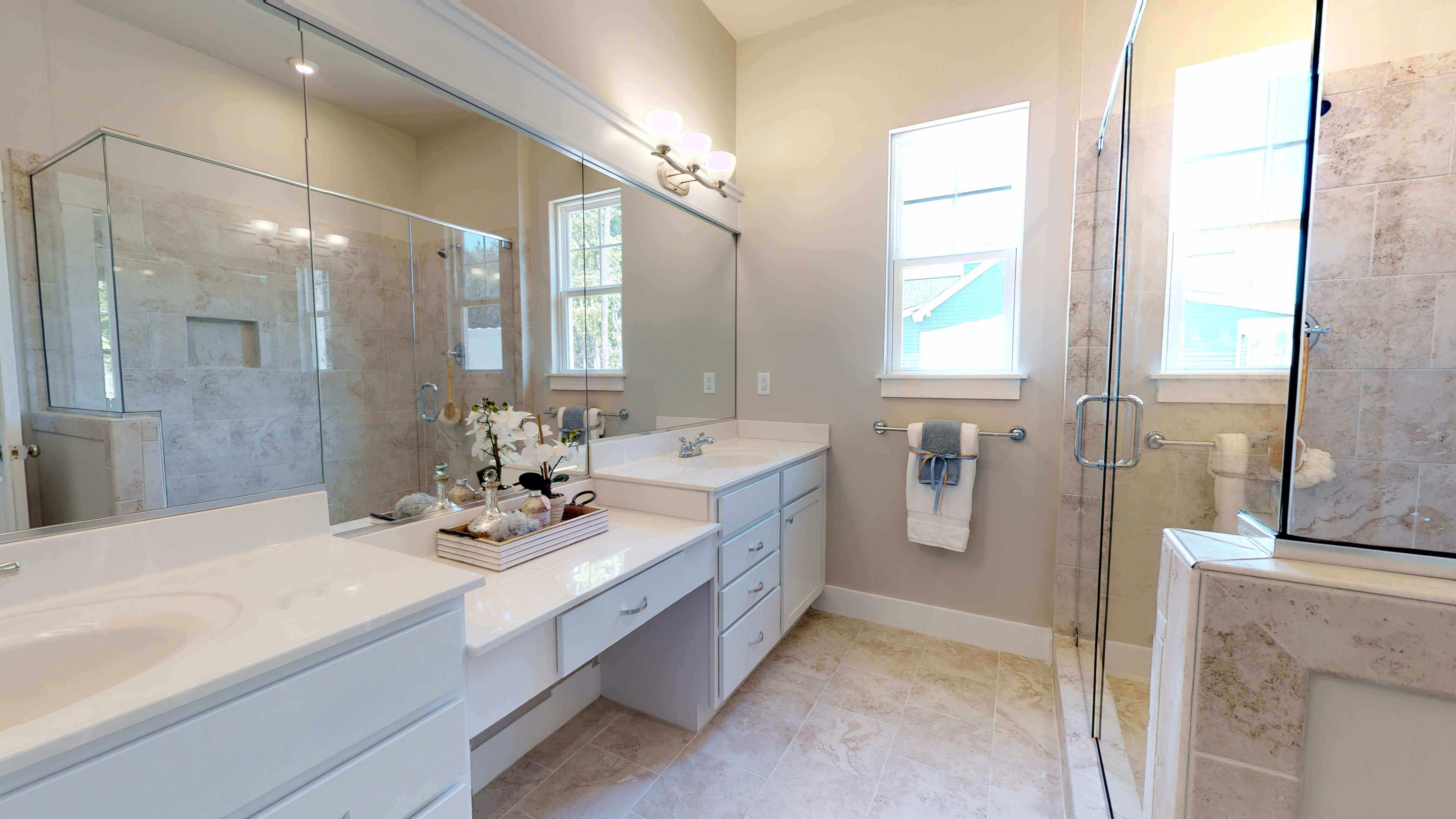 Bathroom featured in the Cape Charles By Stephen Alexander Homes in Outer Banks, NC