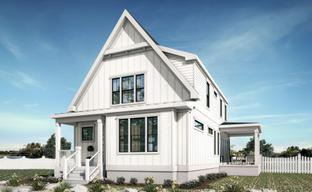 Marina Cottages at East Beach by Stephen Alexander Homes in Norfolk-Newport News Virginia