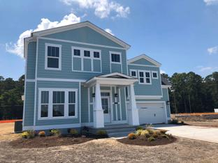 The Plum Meadow Cottage - Summer Park: Chesapeake, Virginia - Stephen Alexander Homes