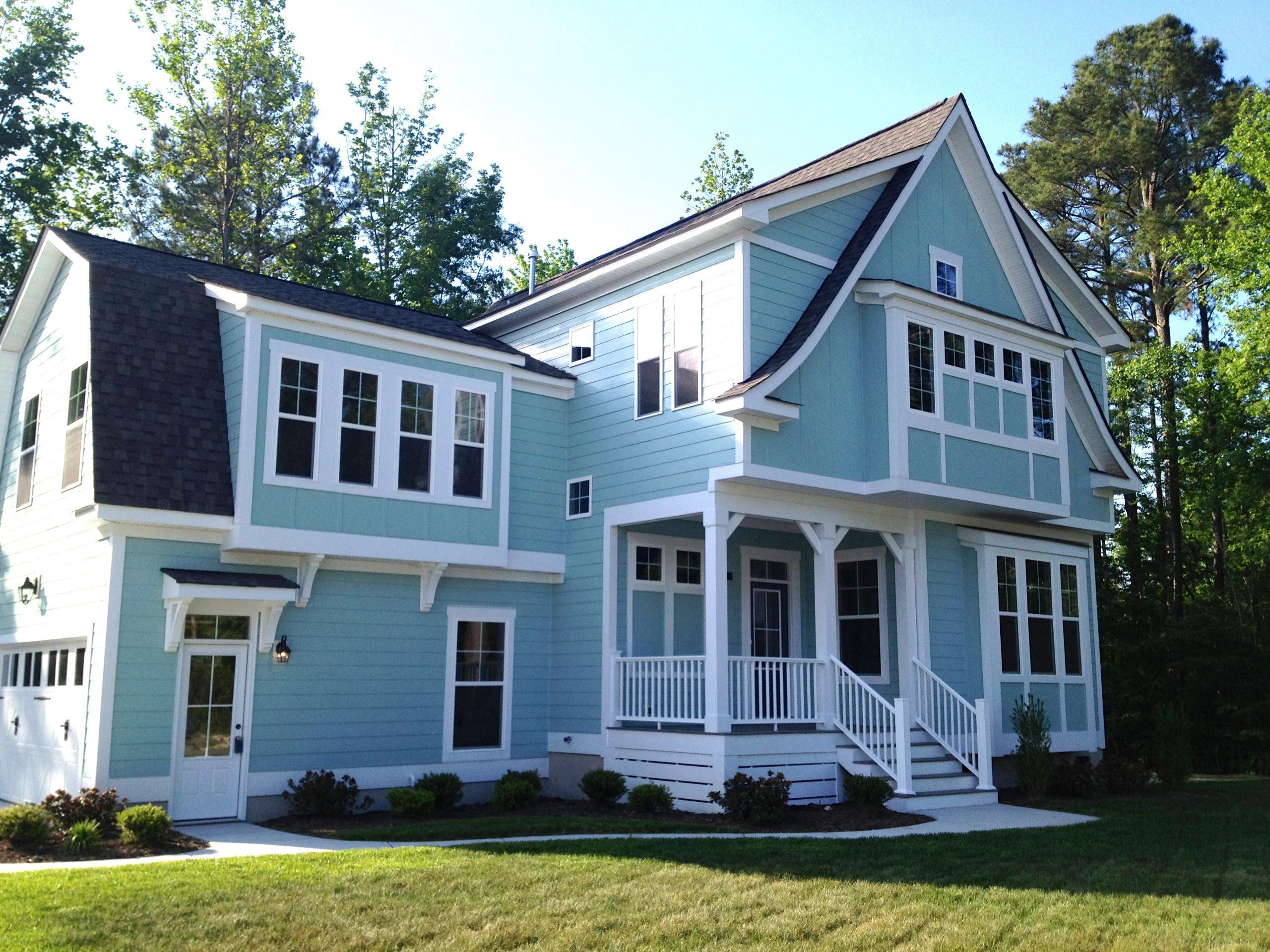 Exterior featured in The Cottage  Appomattox By Stephen Alexander Homes in Norfolk-Newport News, VA