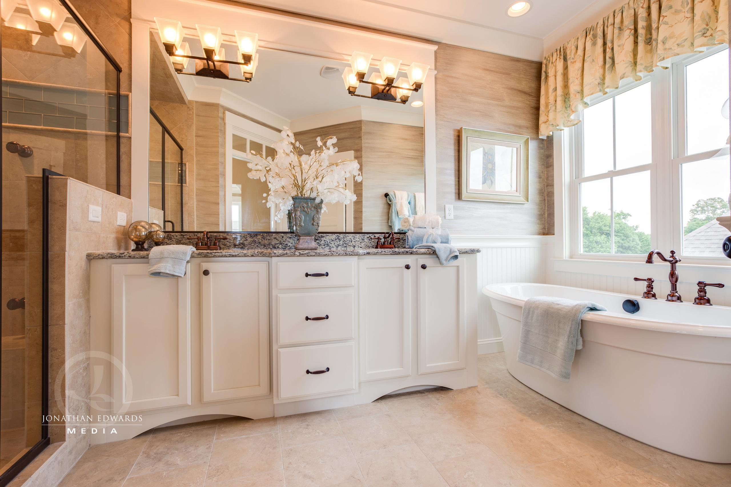 Bathroom featured in The Cottage  Appomattox By Stephen Alexander Homes in Norfolk-Newport News, VA