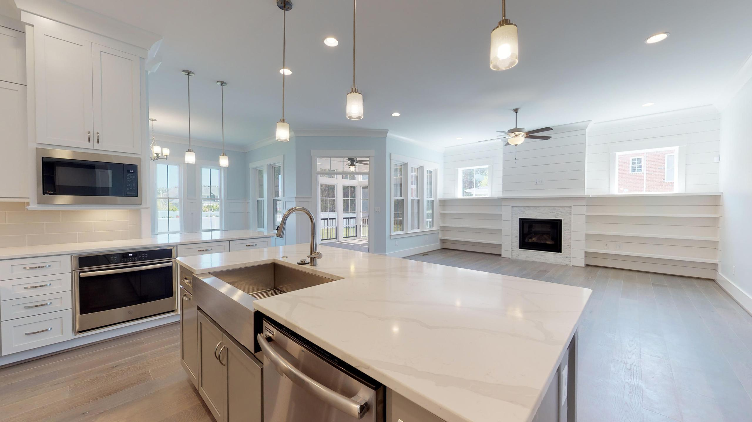 Kitchen featured in The Cottage  Appomattox By Stephen Alexander Homes in Norfolk-Newport News, VA